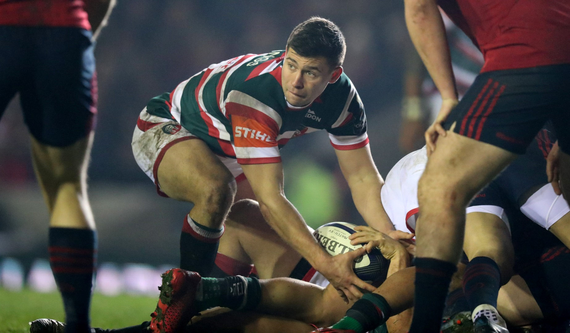 LionsWatch: Youngs shines in dominant Leicester win over Newcastle