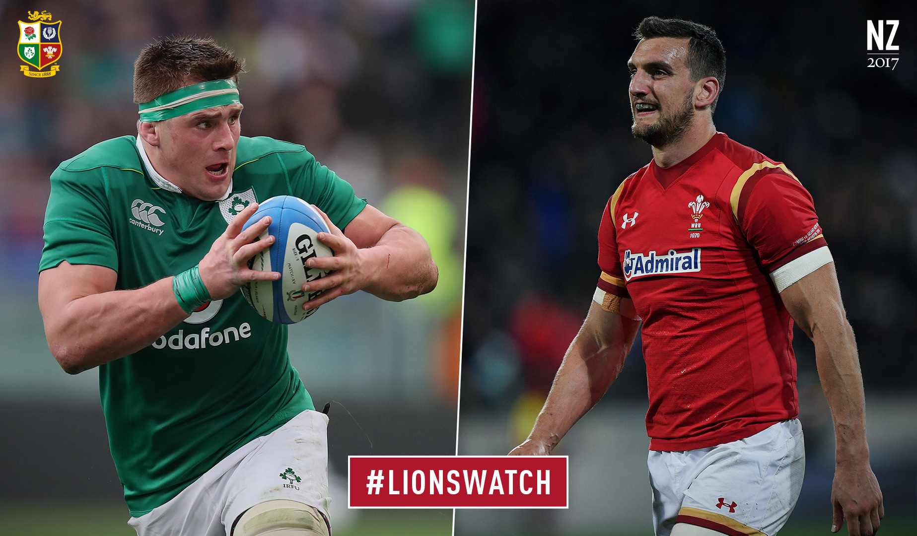 LionsWatch: Wales v Ireland preview