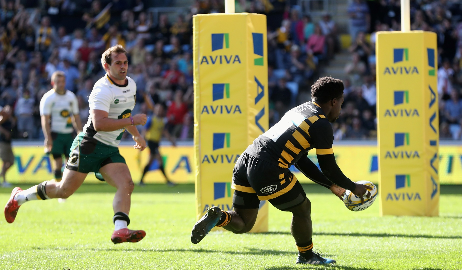 LionsWatch: Wade and Daly bag tries as Wasps win late