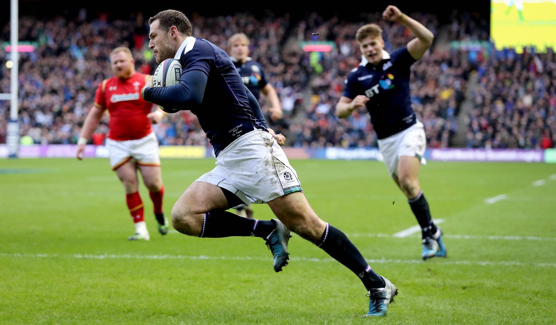 LionsWatch: Seymour and Visser lift Scotland to famous victory