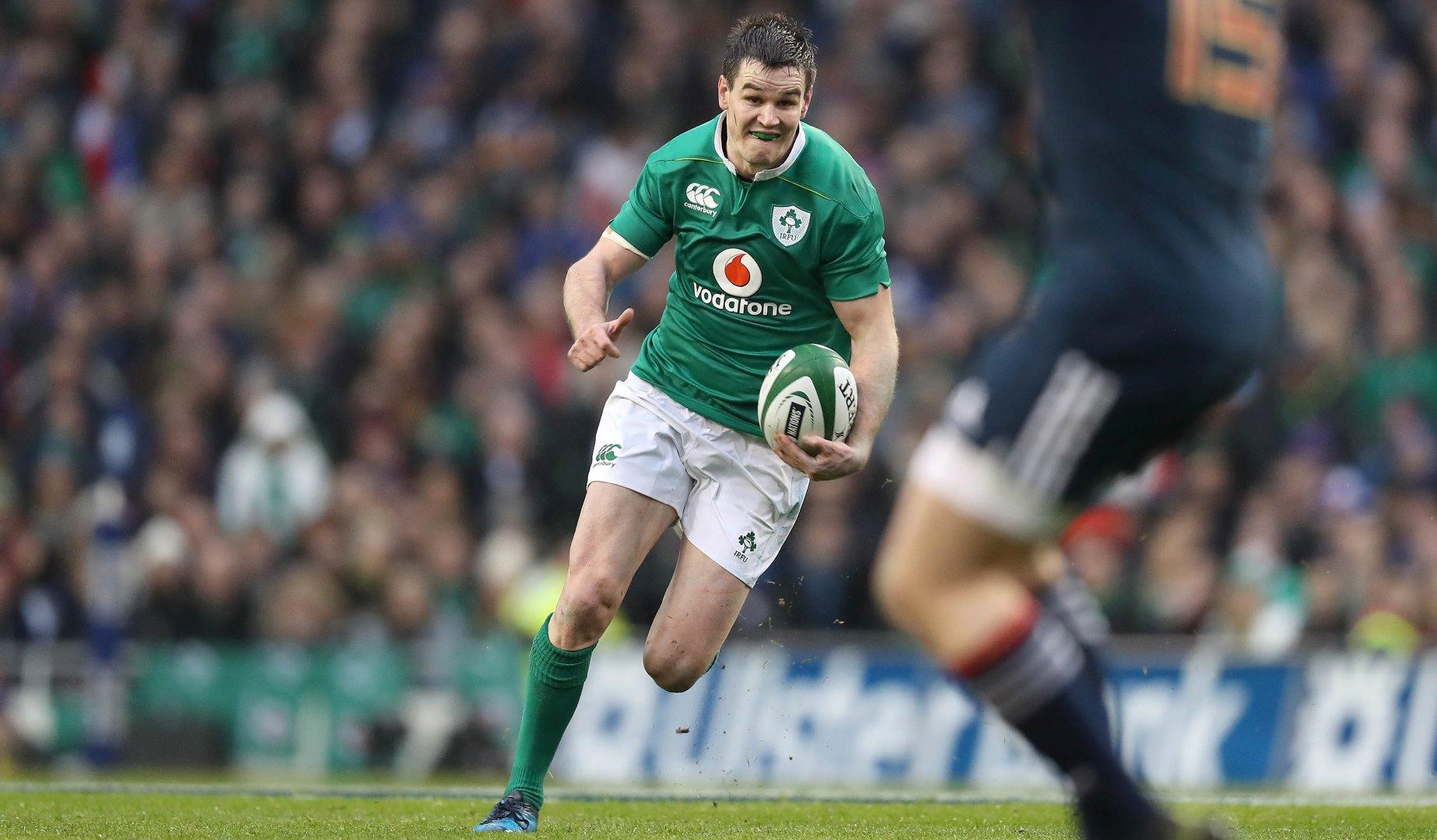 LionsWatch: Sexton returns to lead Ireland past France
