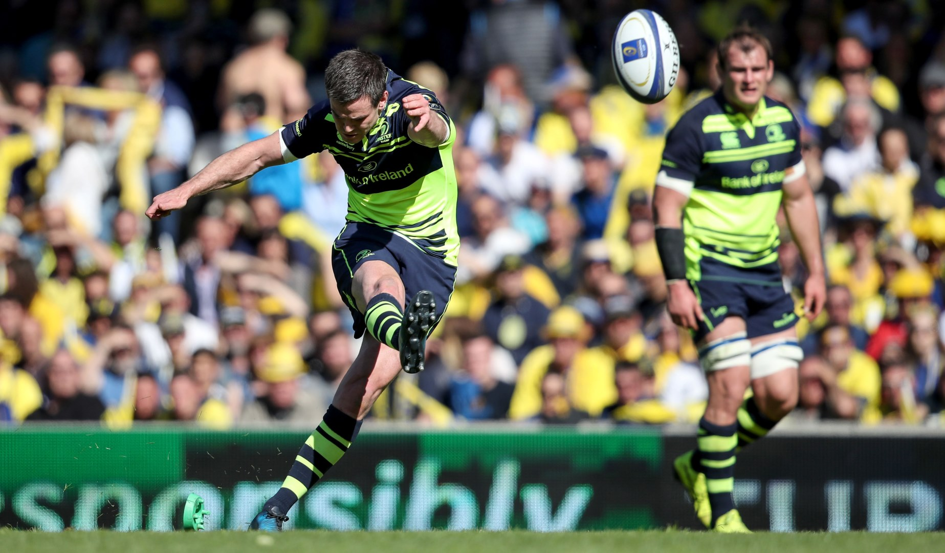 LionsWatch: Sexton and Henshaw impress in Leinster loss
