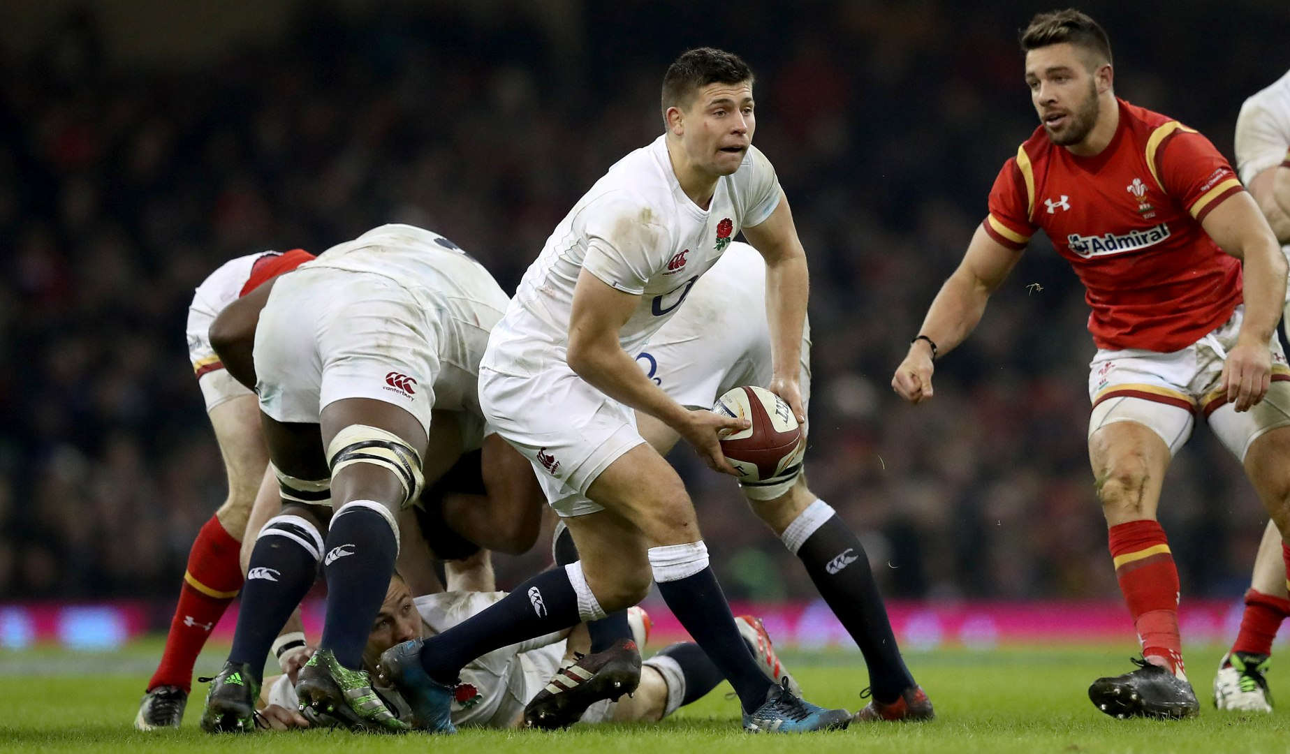 LionsWatch: Scrum-half competition heating up