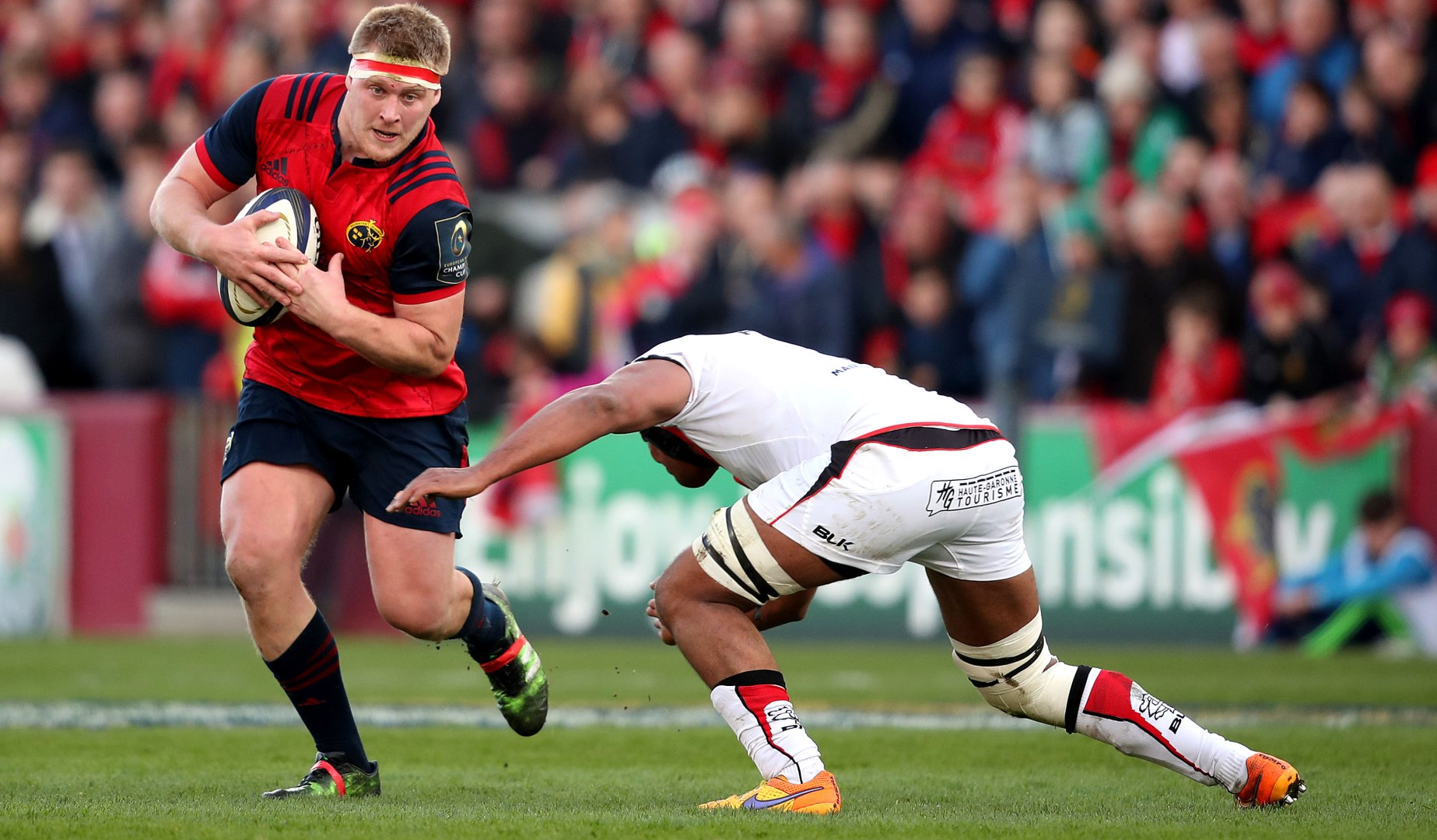 LionsWatch: Ryan roars as Munster march on