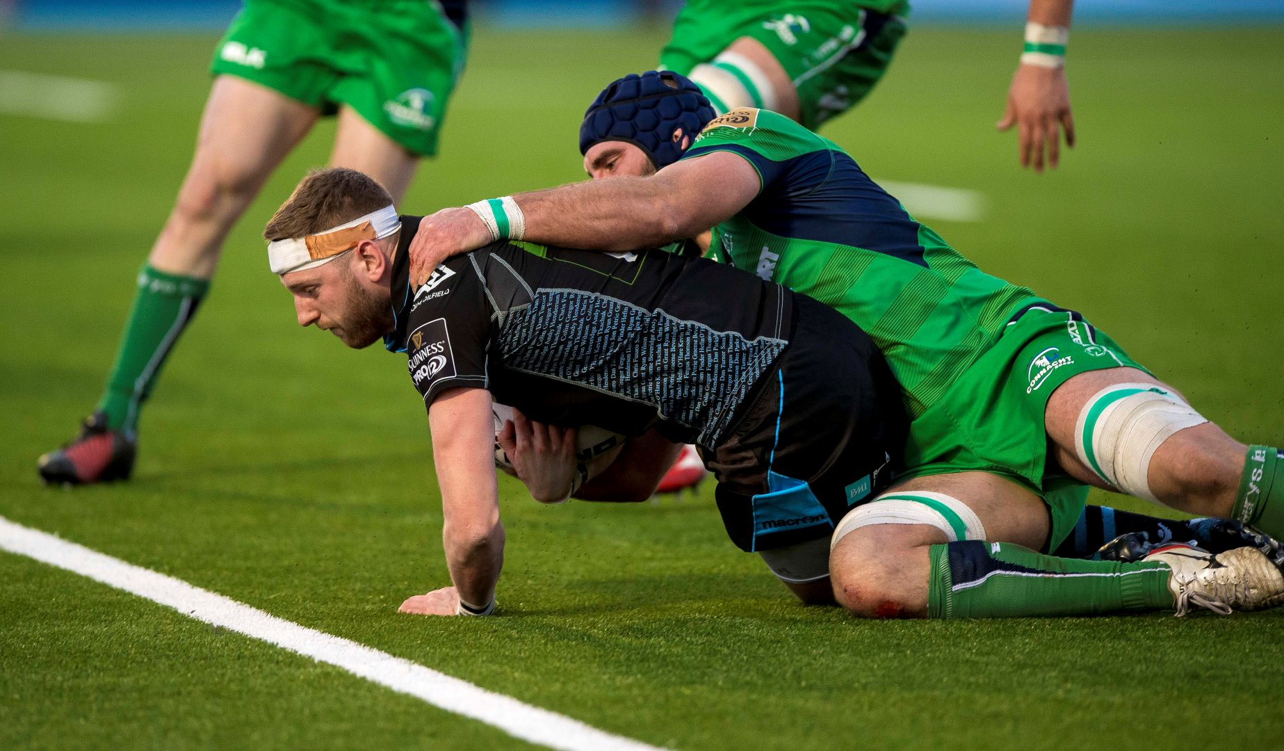 LionsWatch: Russell calls the tune for Glasgow
