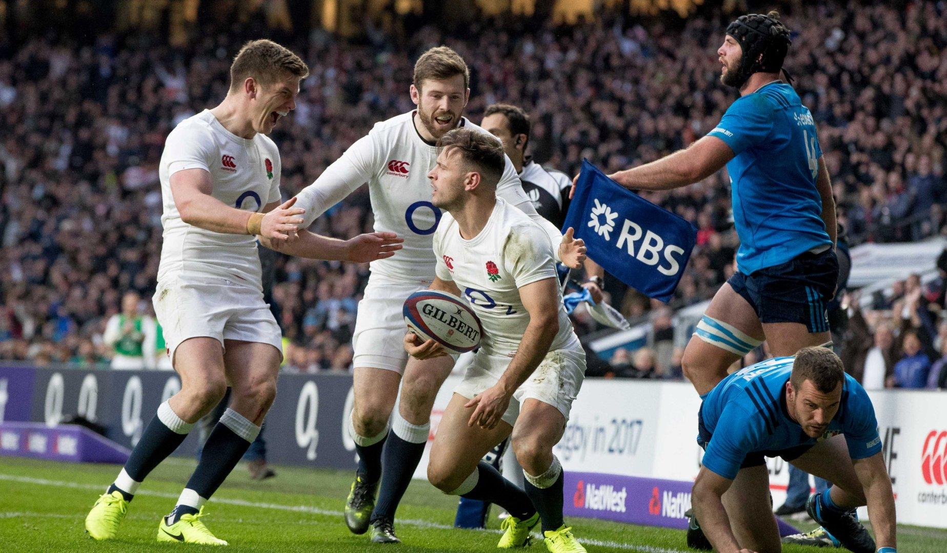 LionsWatch: Nowell double sees England overcome Azzurri