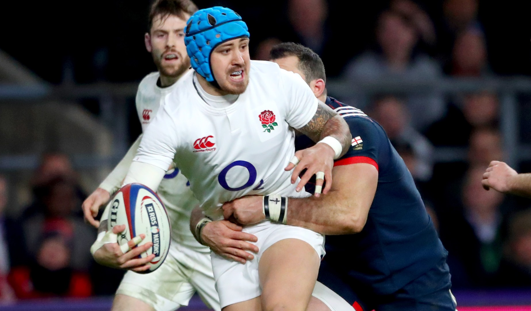 LionsWatch: Nowell and Clifford called up for England