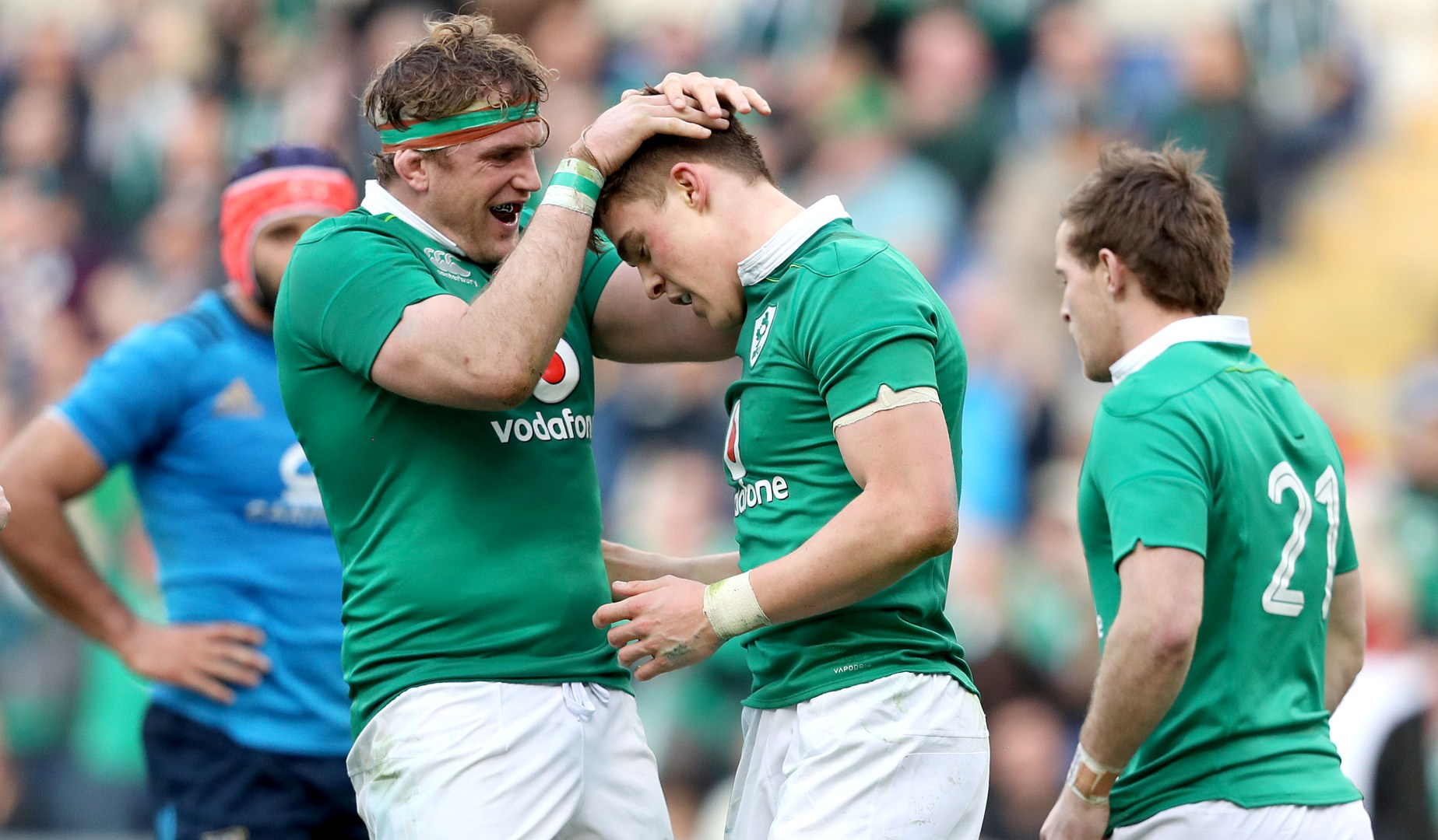 LionsWatch: More still to come from Ireland according to Heaslip