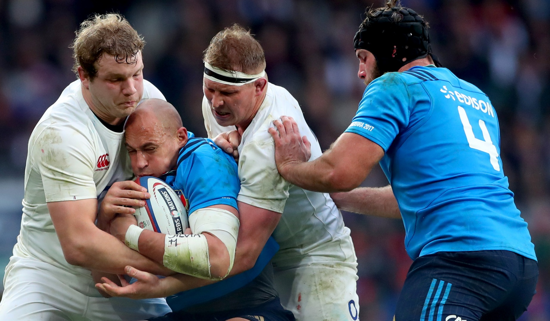 LionsWatch: Launchbury admits Italy ruck tactics were a challenge