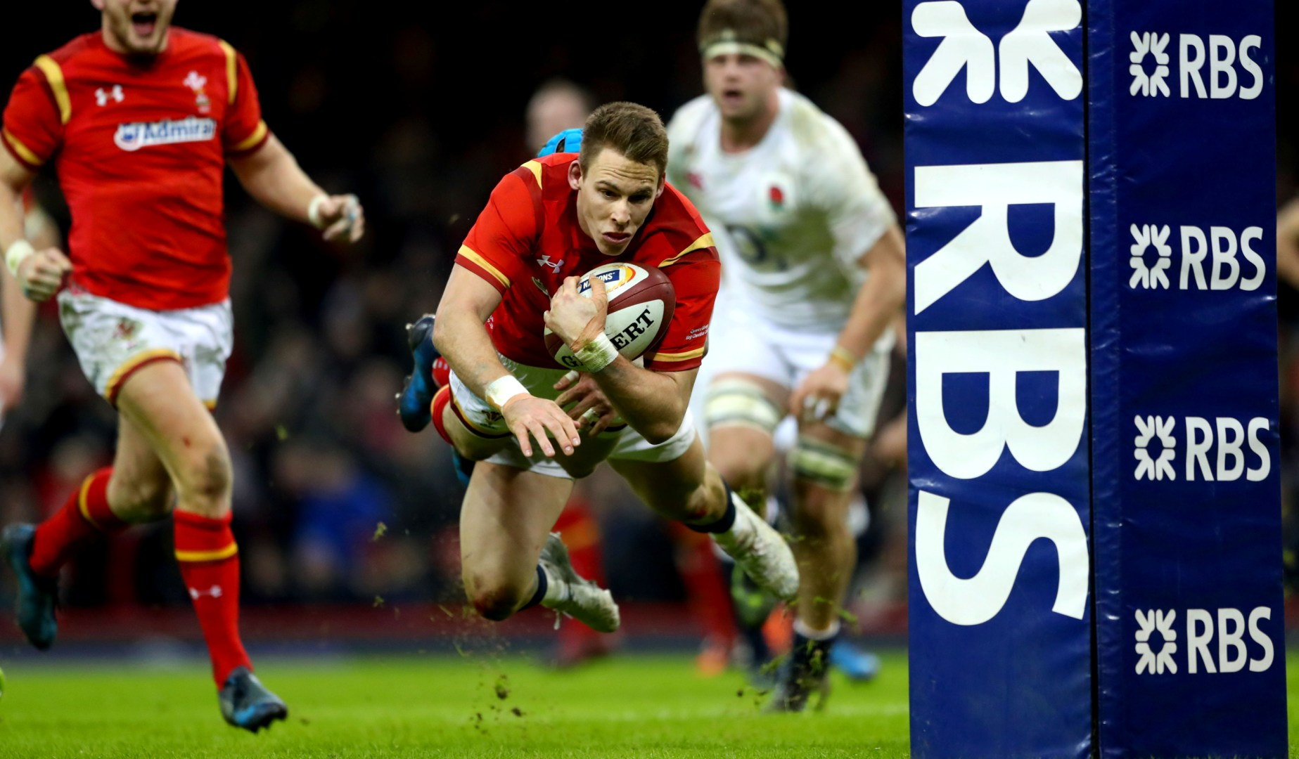 LionsWatch: Jones frustrated at Wales' late struggles