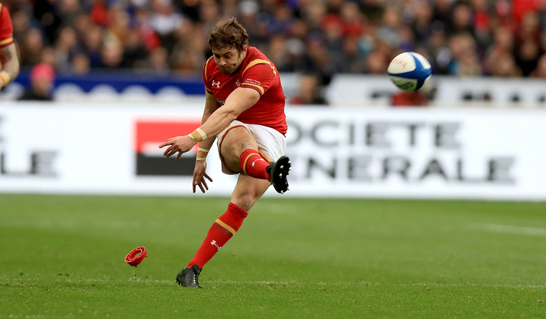 LionsWatch: Halfpenny shines as Wales fall just short