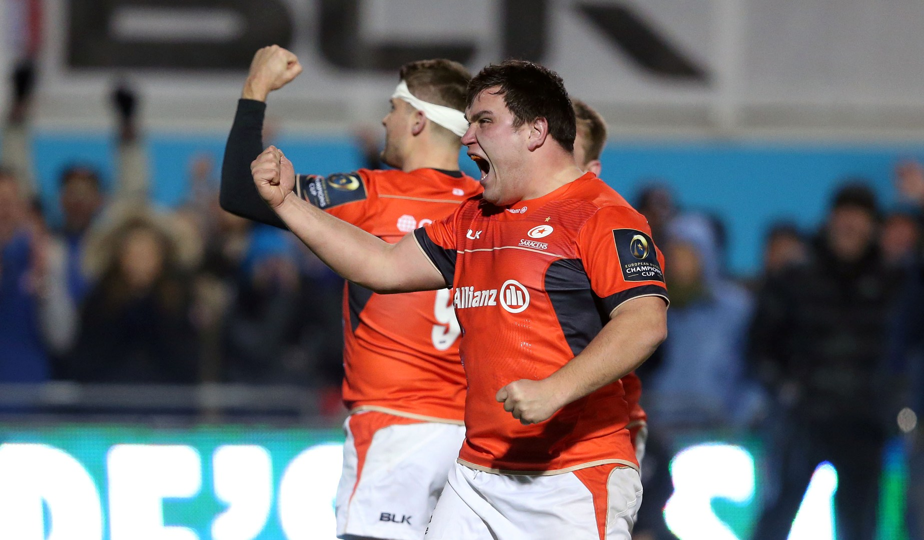 LionsWatch: George and Maitland help Saracens to eight-try showing