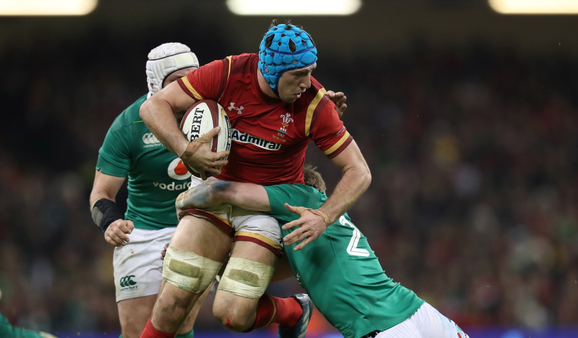 LionsWatch: Focus on openside flankers