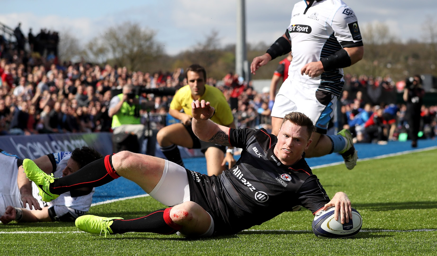 LionsWatch: Farrell pulls strings and Ashton makes history for Saracens