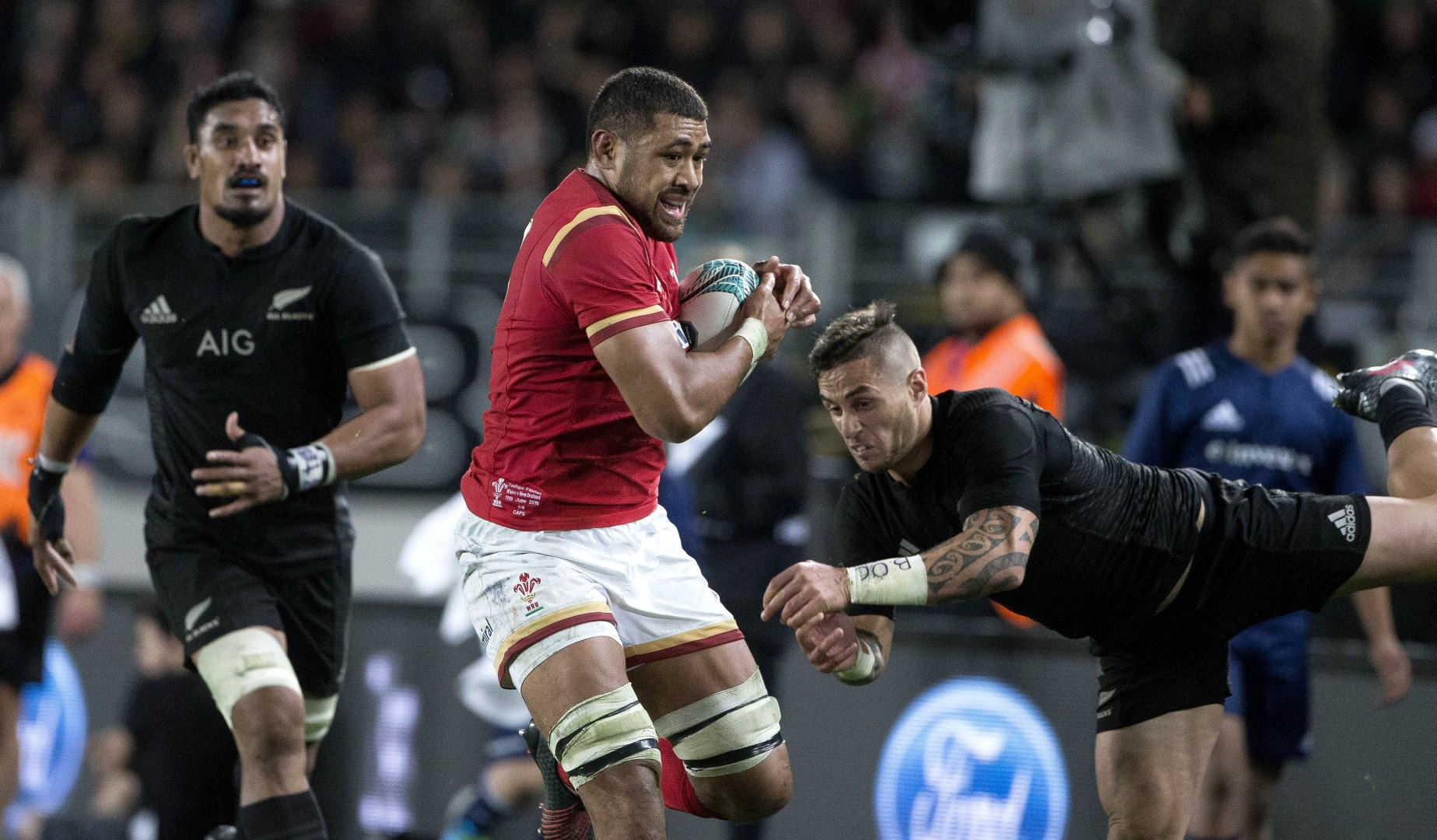 LionsWatch: Faletau and front-row changes for Wales