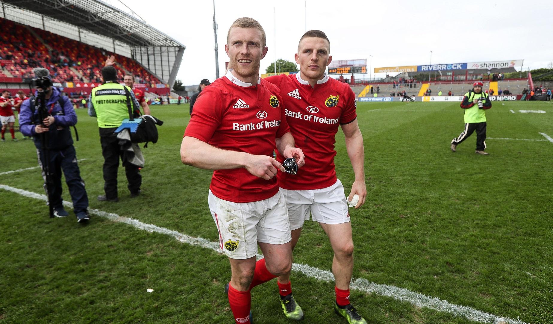 Lionswatch: Earls helps Munster seal semi-final spot