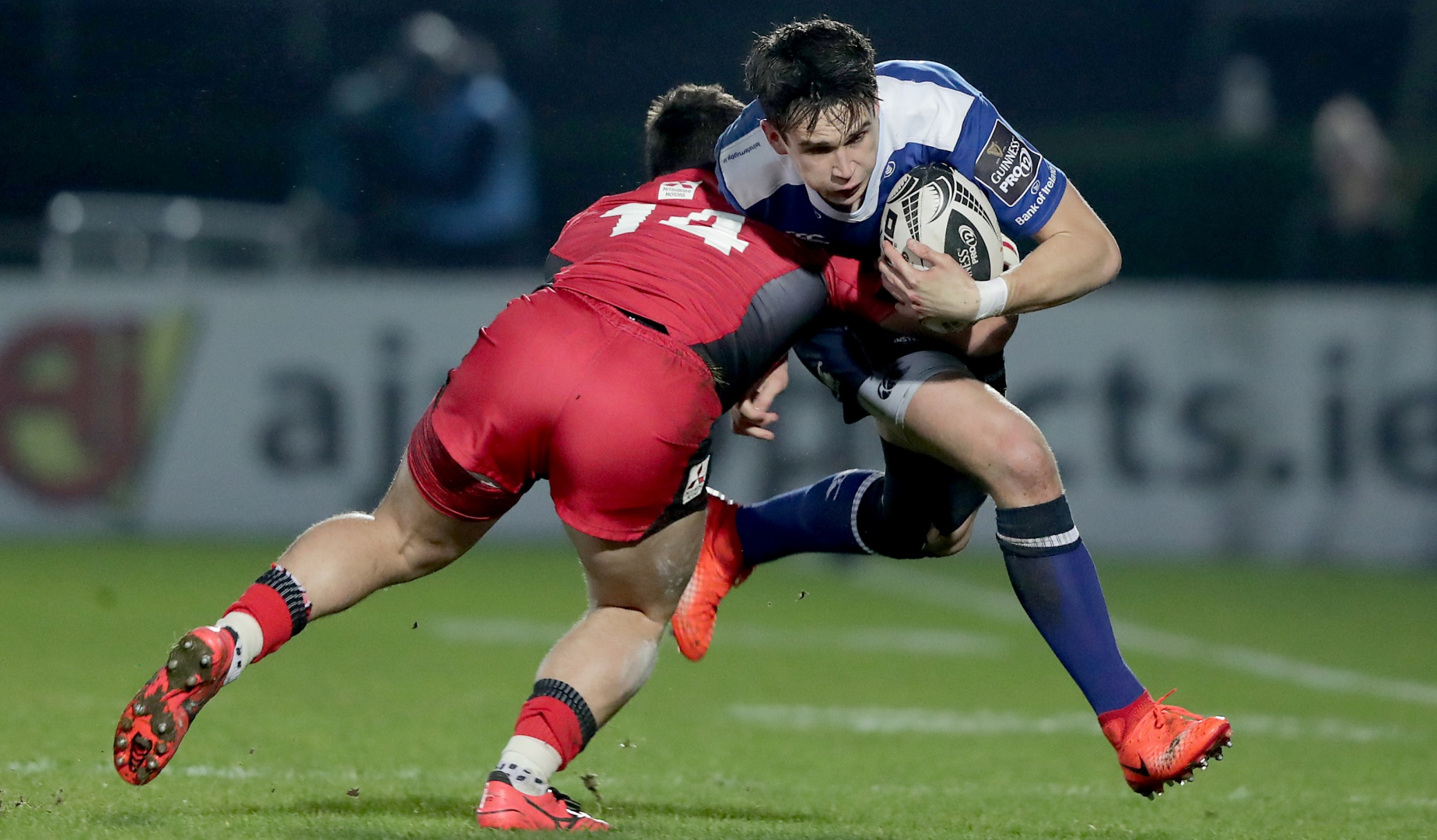 LionsWatch: Carbery back with a bang for Leinster