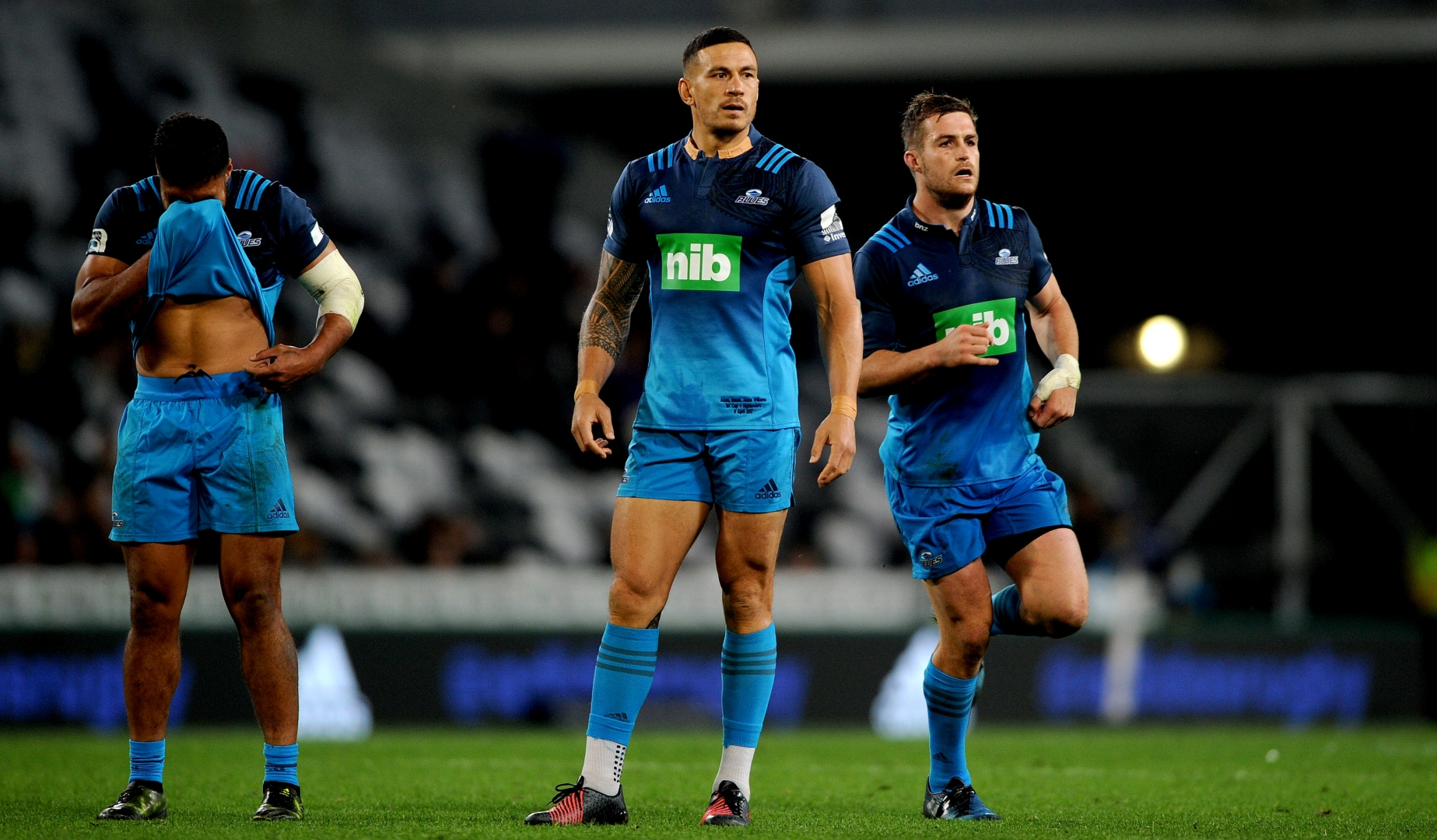 Lions Scout: Sonny Bill returns and Barrett brothers star in Super Rugby