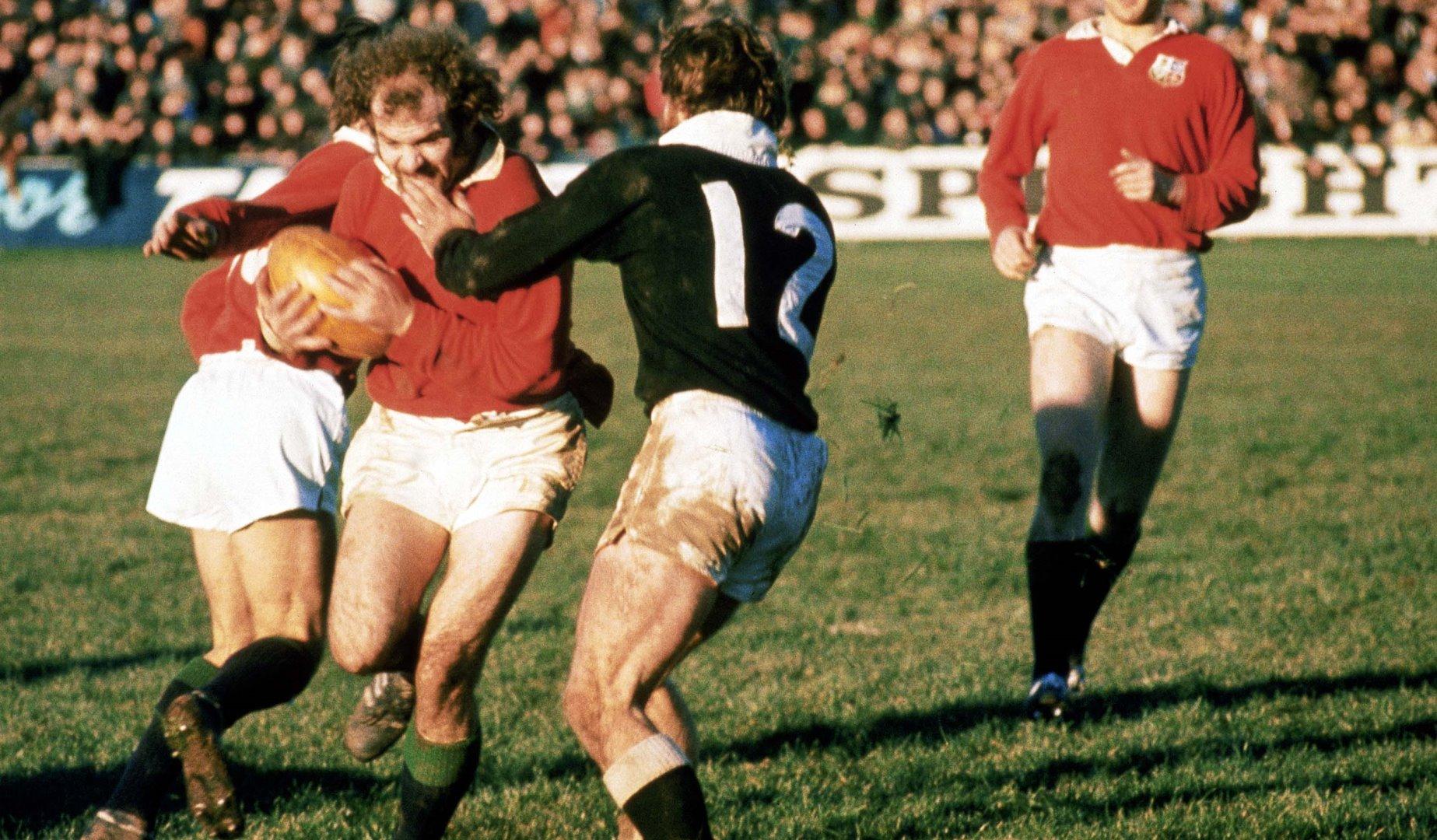 Lions Hero: John Taylor on Cliff Morgan