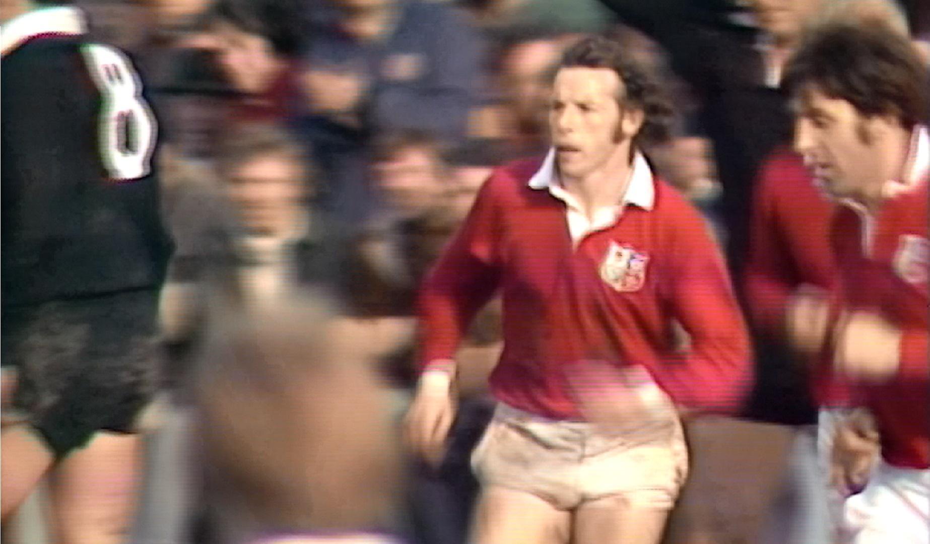 Lions Hero: JJ Williams on Tony O'Reilly