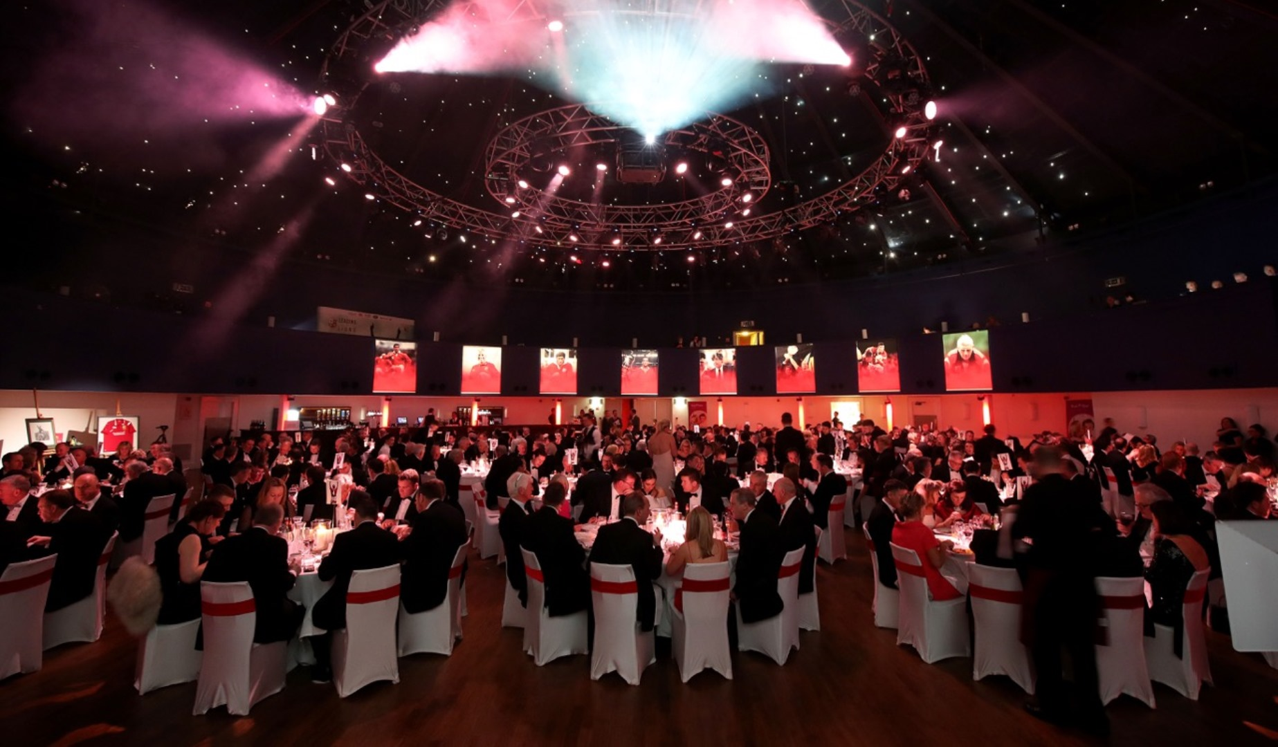 Legends gather for 'Leading The Lions' Dinner in Dublin