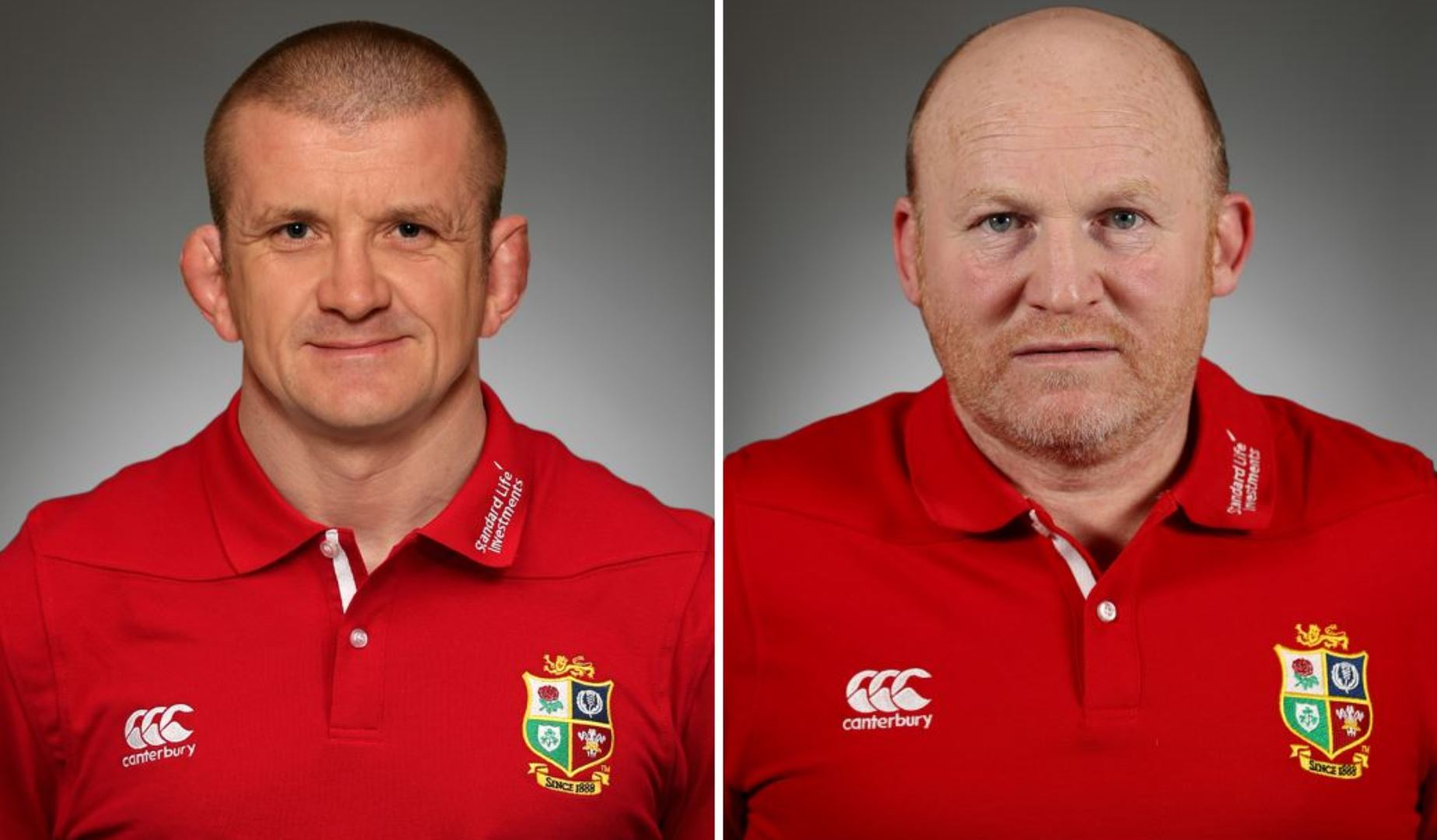 Jenkins and Rowntree join Lions Coaching Team