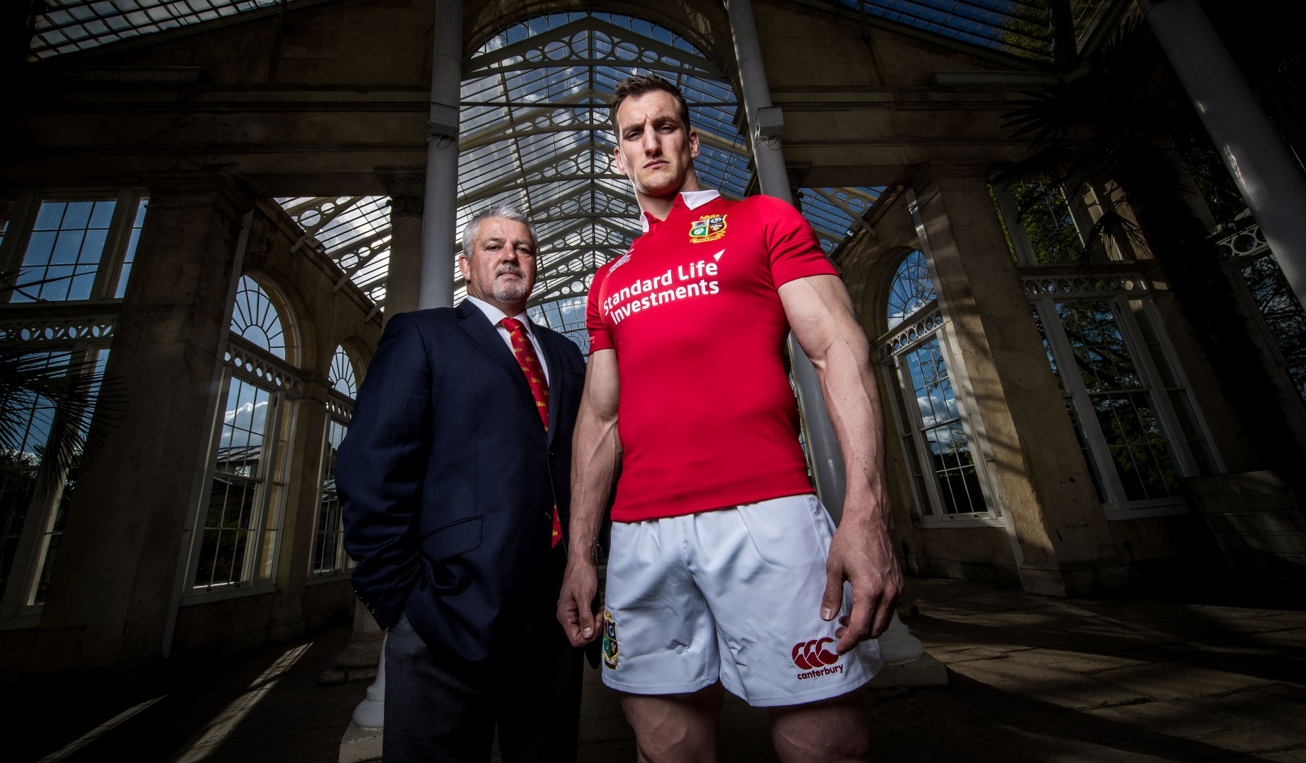 Gatland: Everyone will get an opportunity