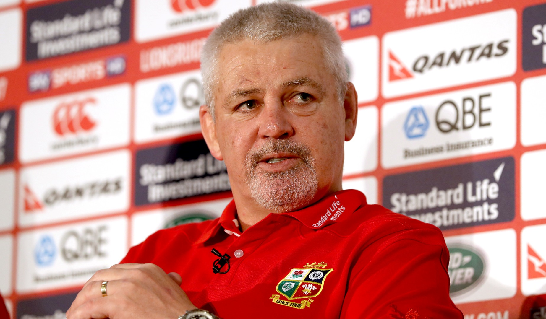 Excitement rises ahead of Lions squad announcement