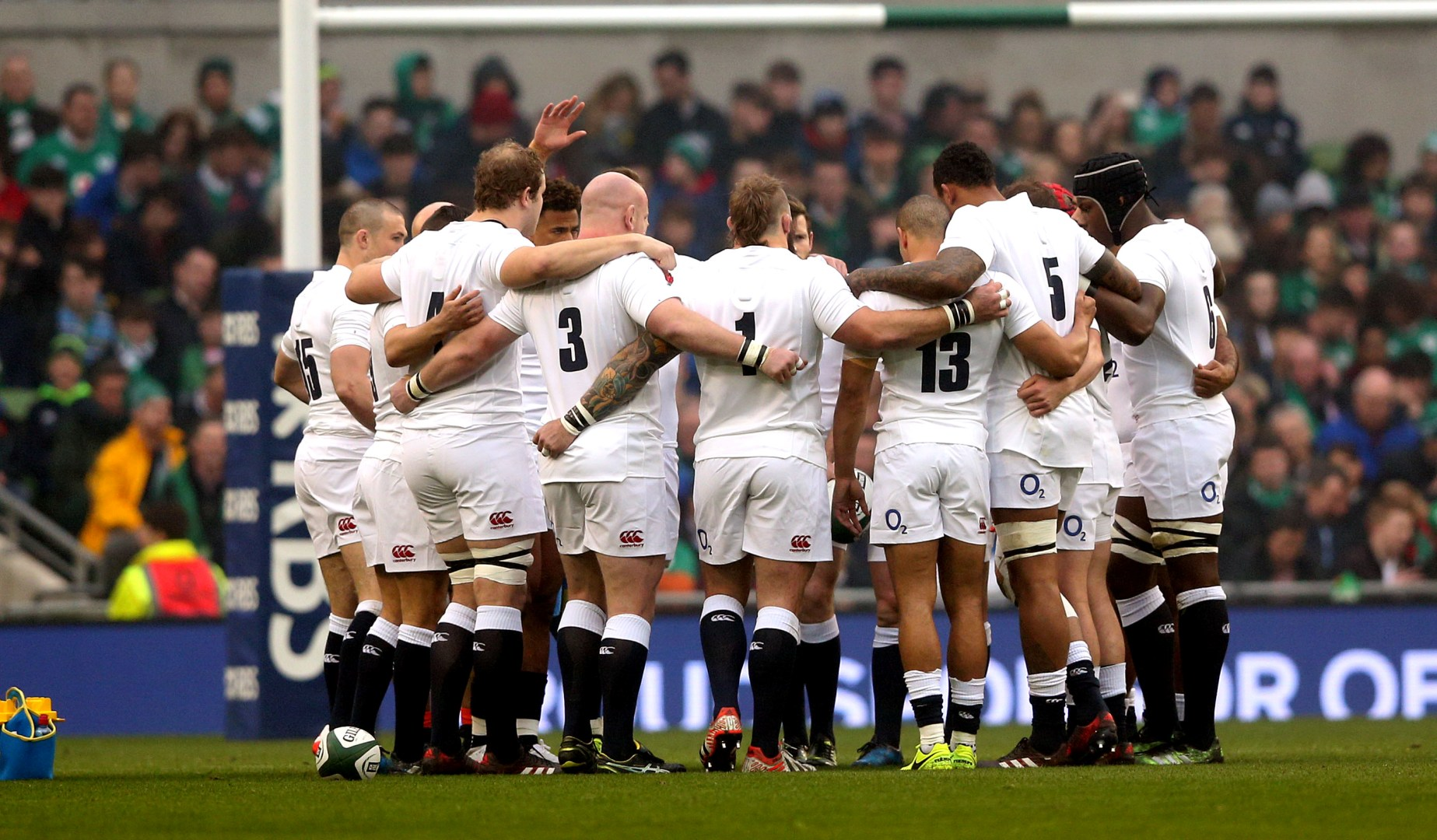 England name 31-man squad to play Argentina