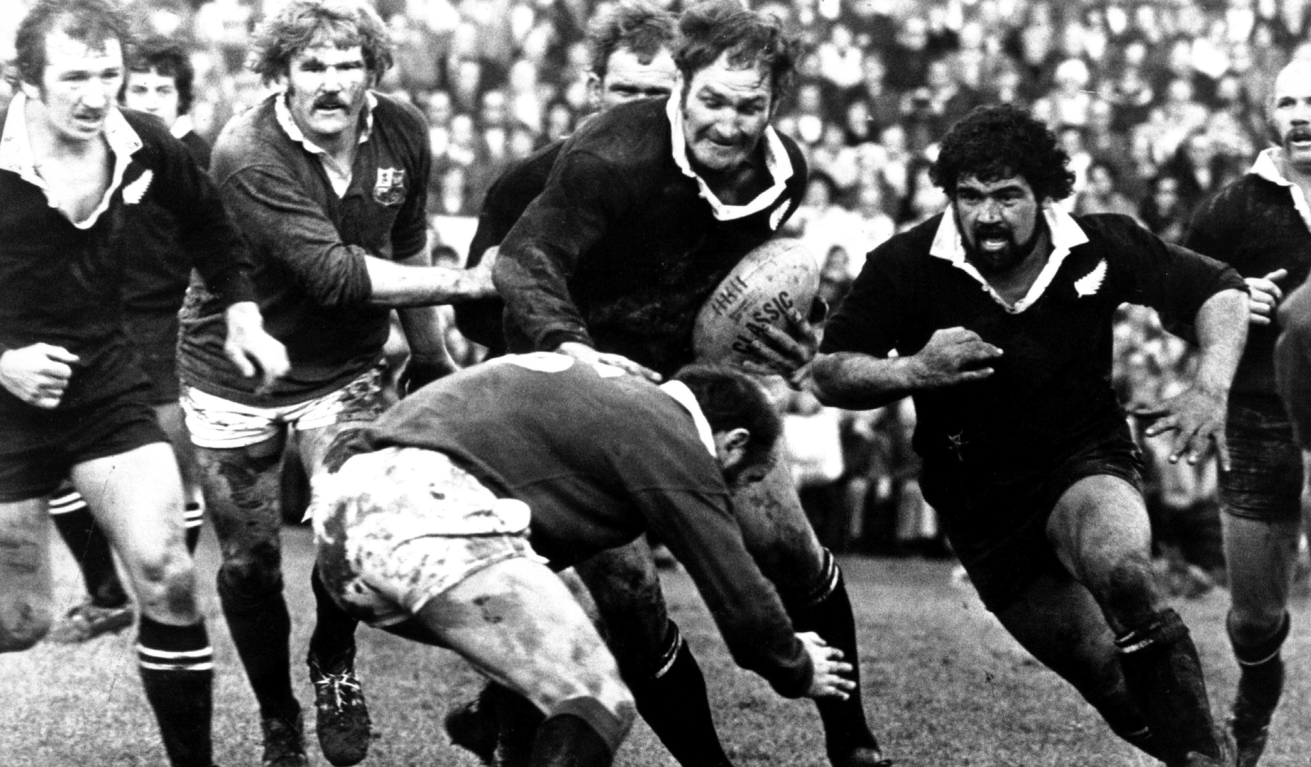 Classic Match: Brave 1977 Lions down New Zealand