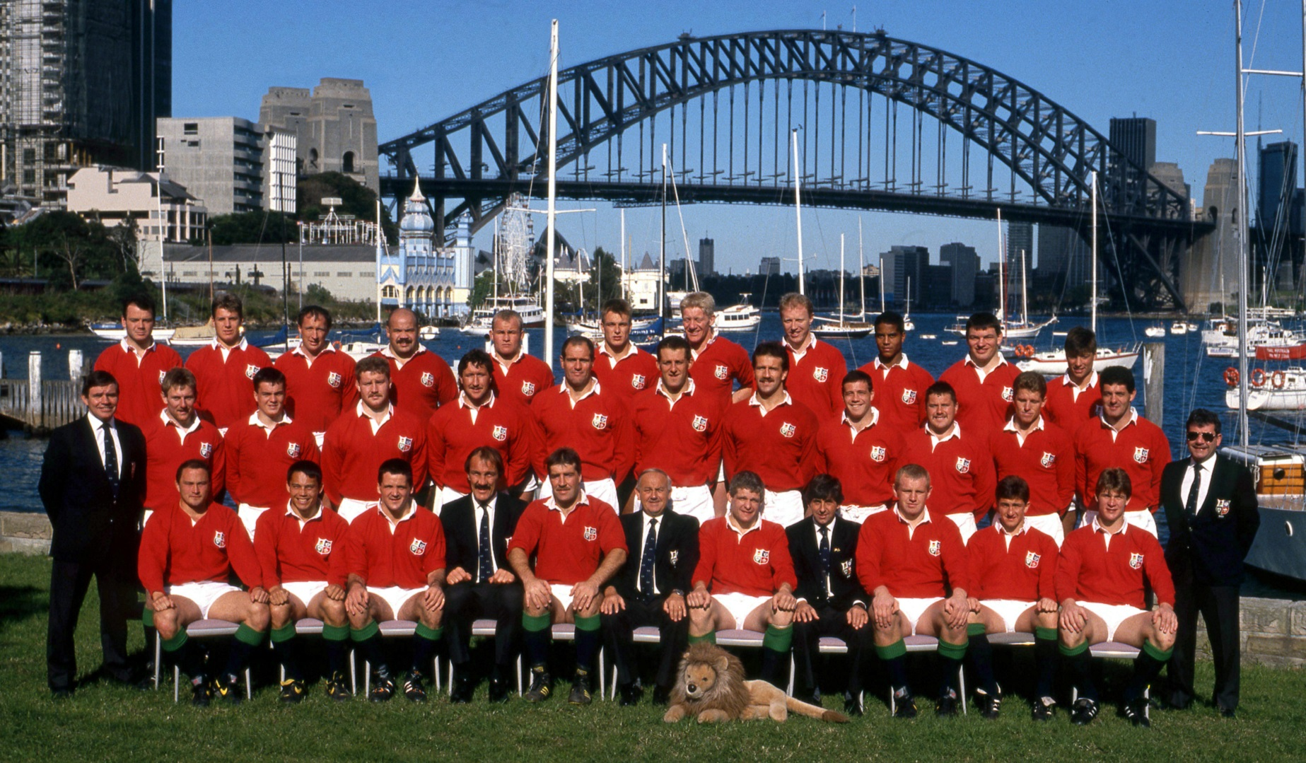 Classic Match: 1989 Lions make history with Australia comeback victory