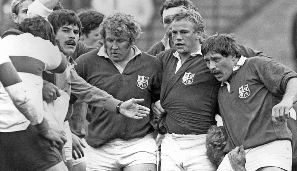 Classic Match: 1980 Lions salvage pride against the Boks