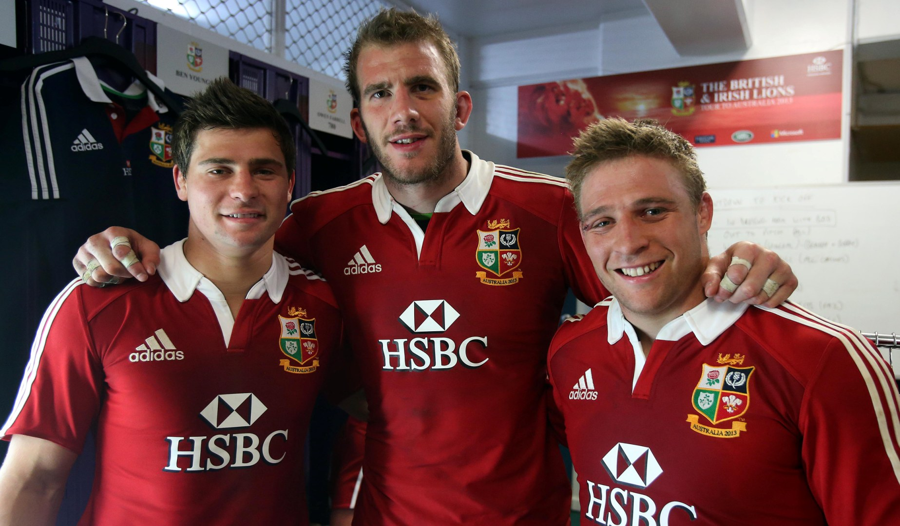 Becoming a Lion: Tom Croft & Tom Youngs