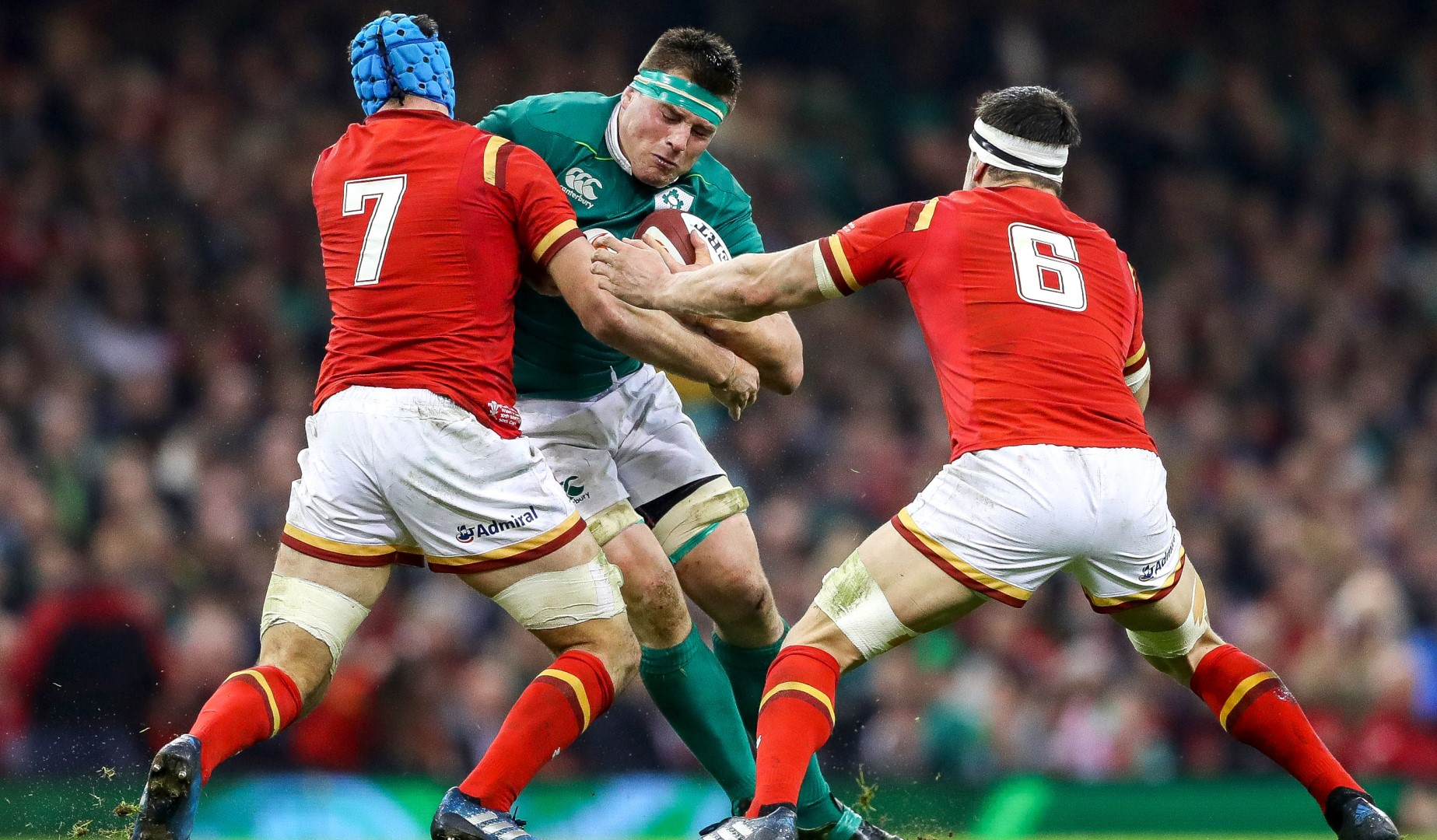 LionsWatch: Back row blend shines in round five