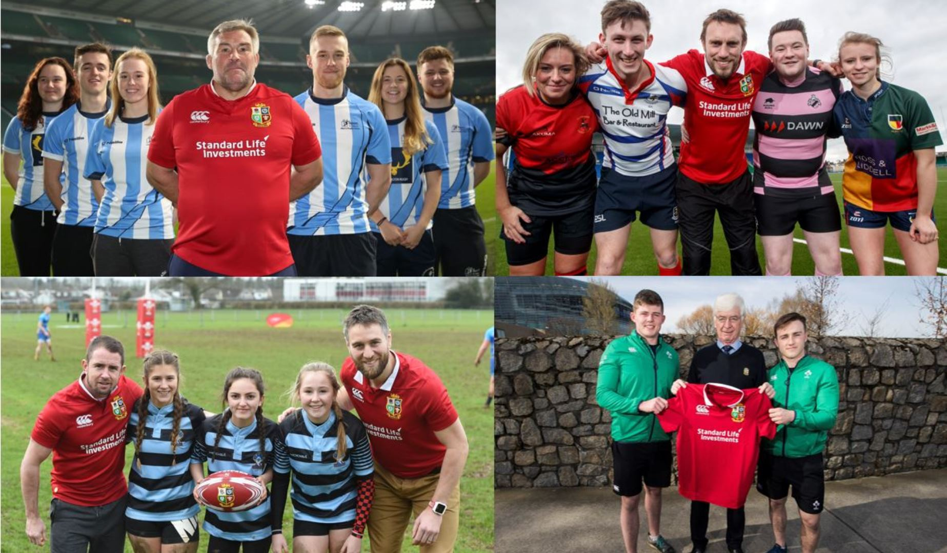 """Lions launch """"Pick of the Pride"""" programme"""