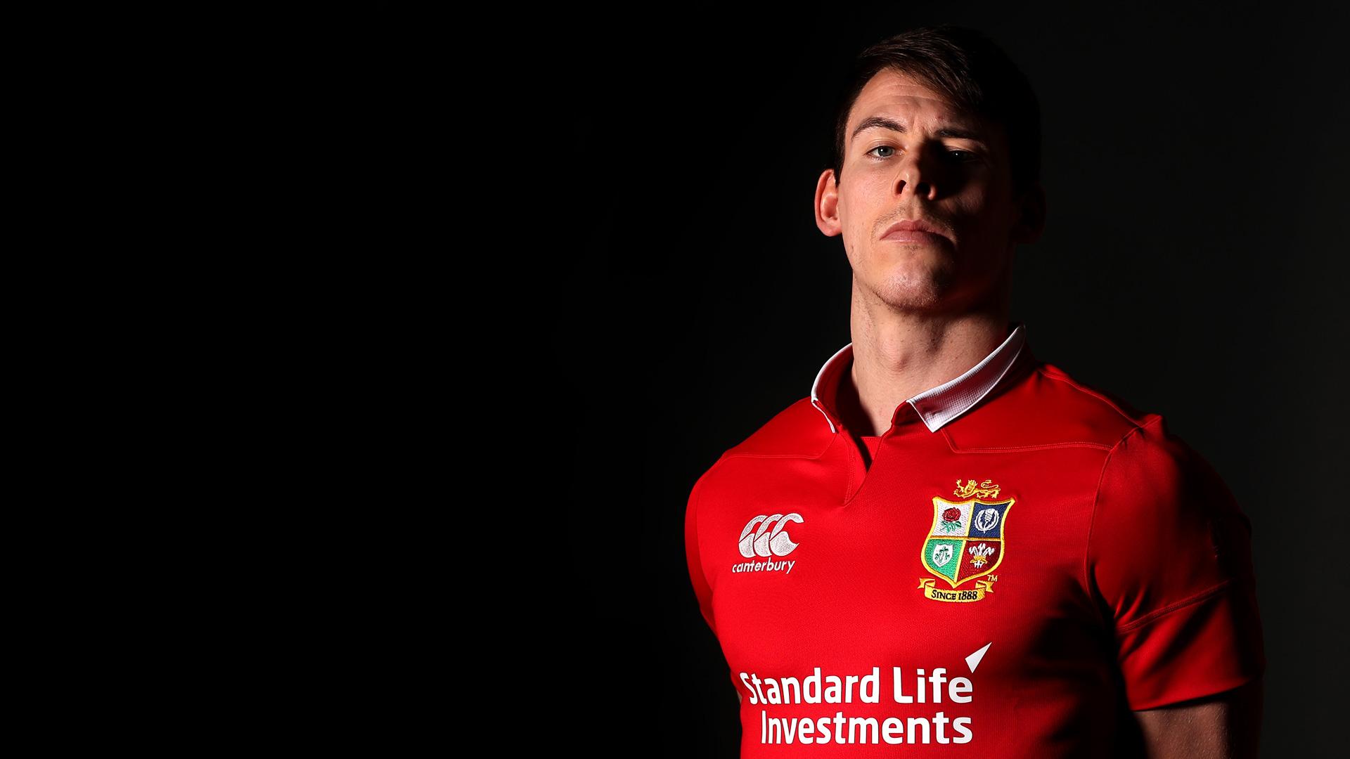British Irish Lions Liam Williams