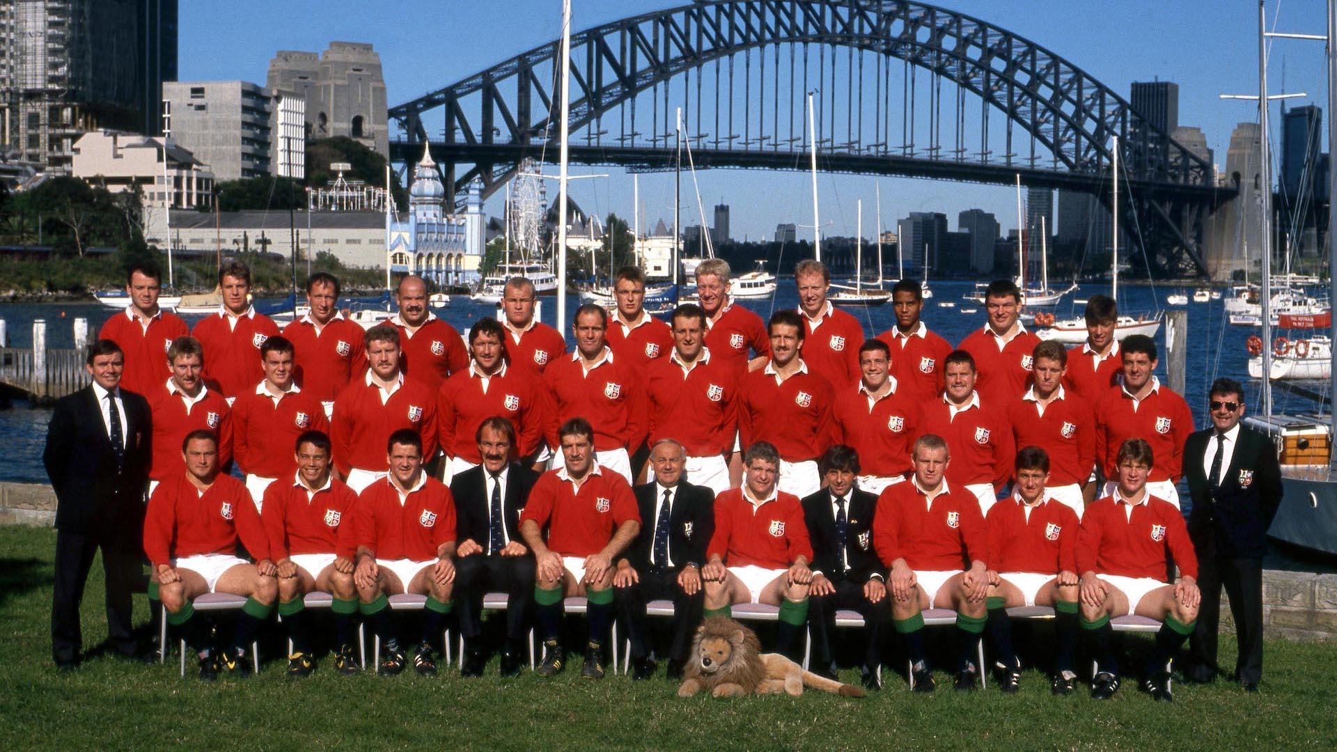 Classic Match: 1989 Lions battle back