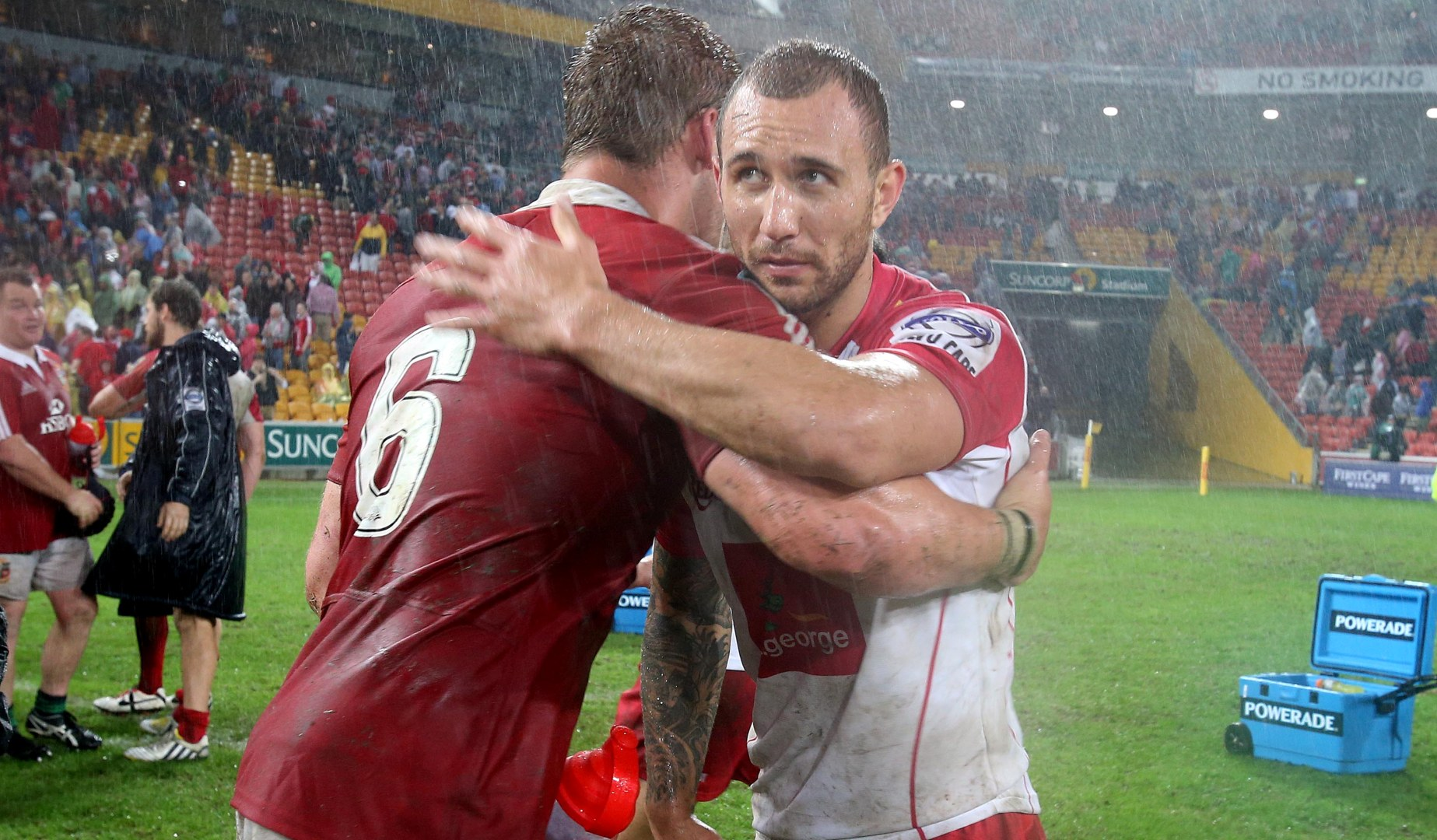 Classic Match: 2013 Lions down Queensland Reds