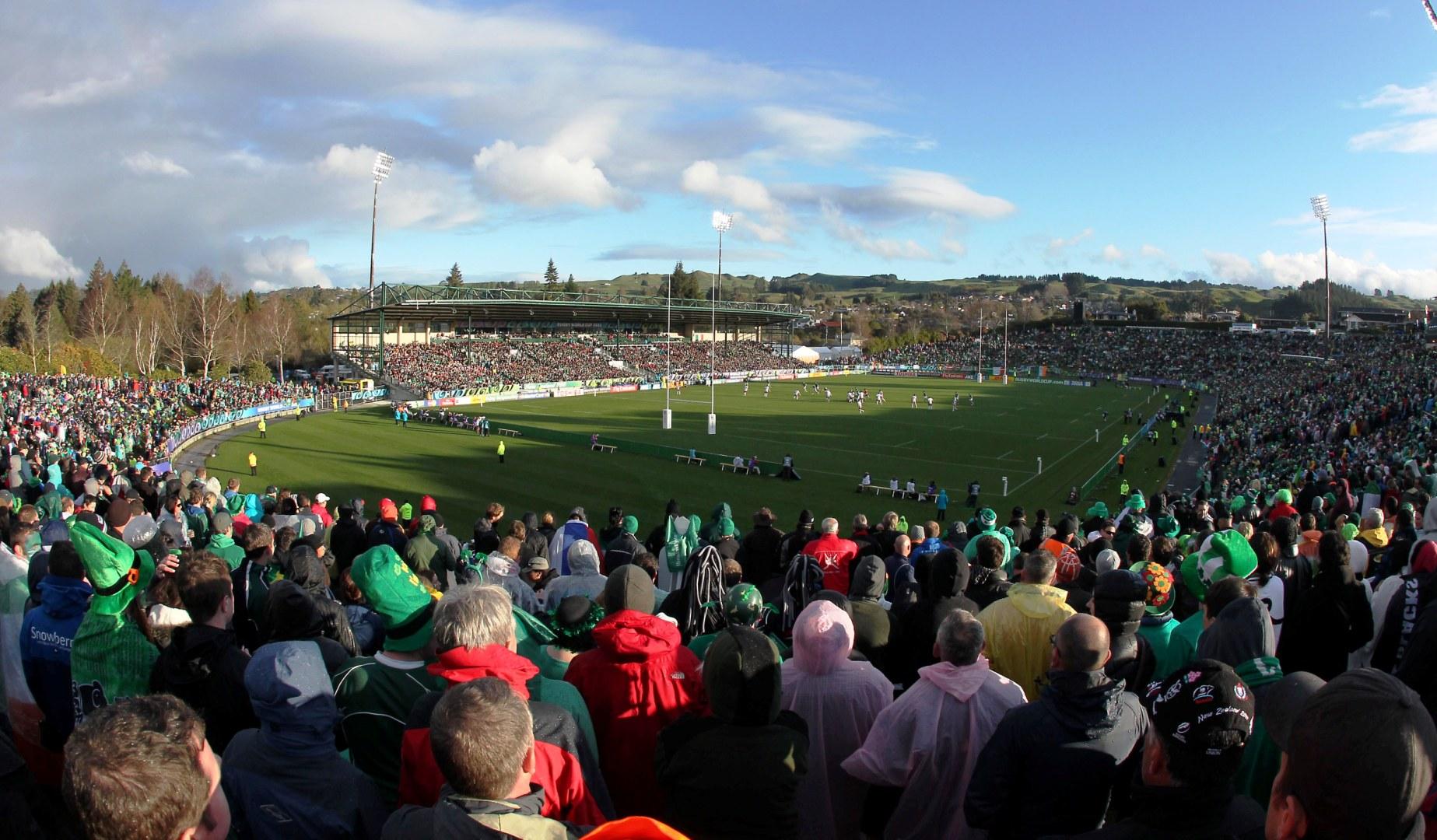 Stadia in Focus: Rotorua International Stadium