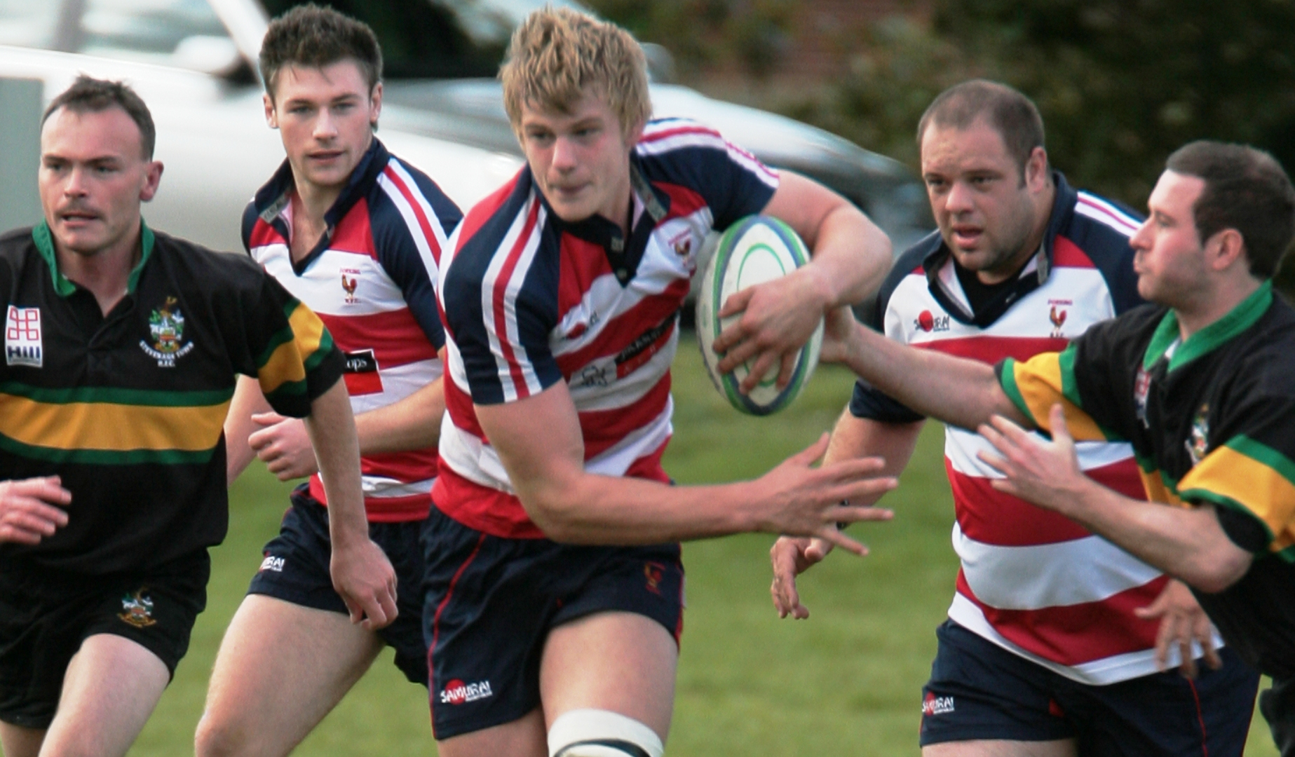 Your Club Your Lions: Dorking RFC