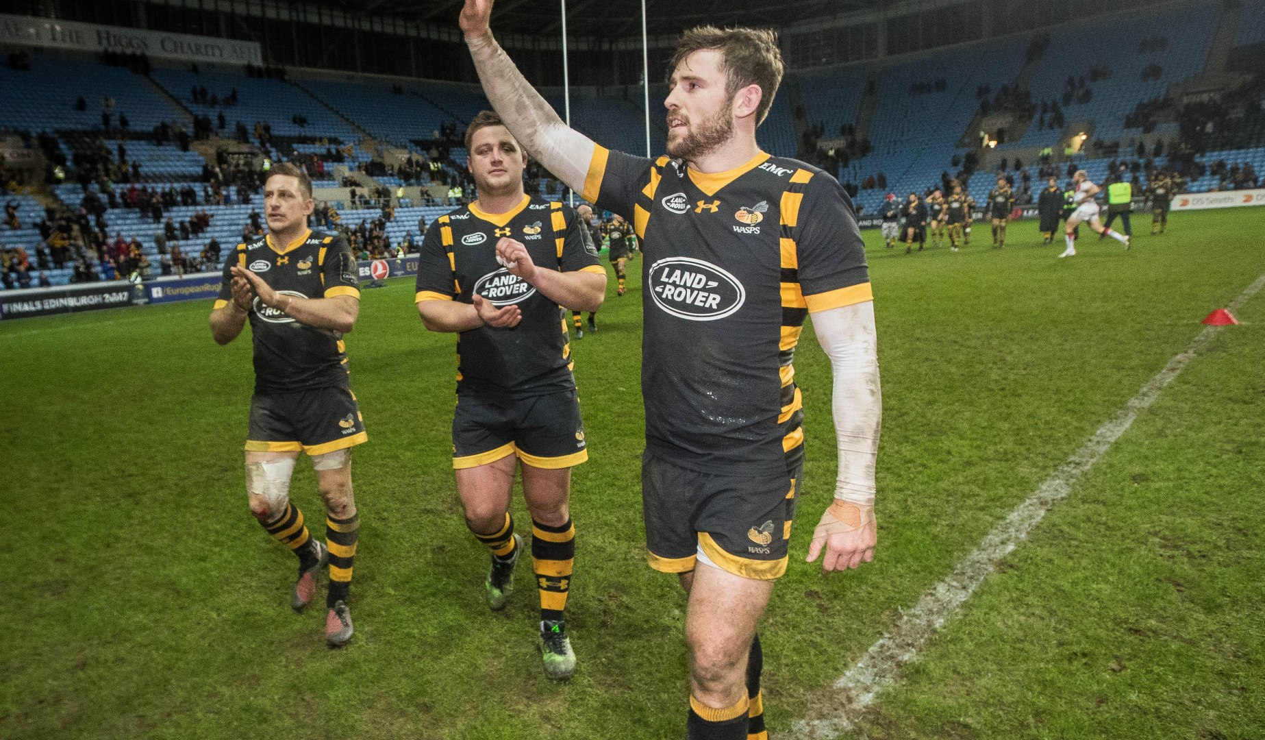 LionsWatch: Daly helps Wasps to top spot while North also scores