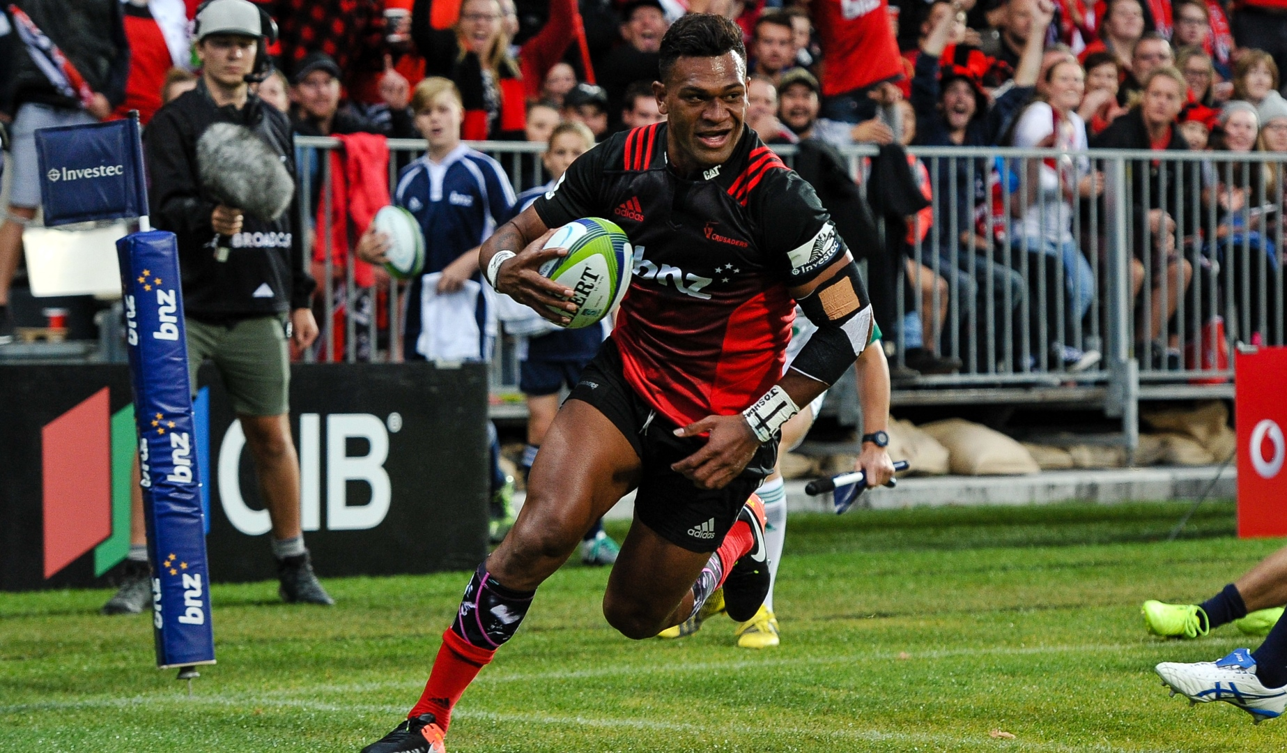 Lions Scout: A perfect ten for the Crusaders