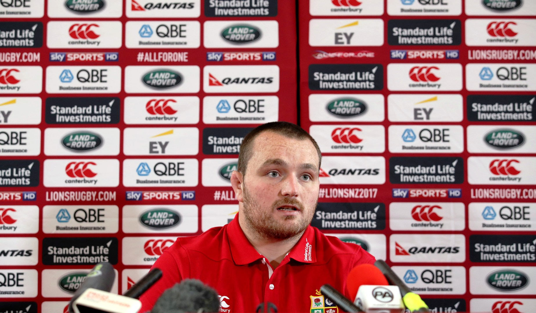 Owens: British & Irish Lions dream is becoming a reality