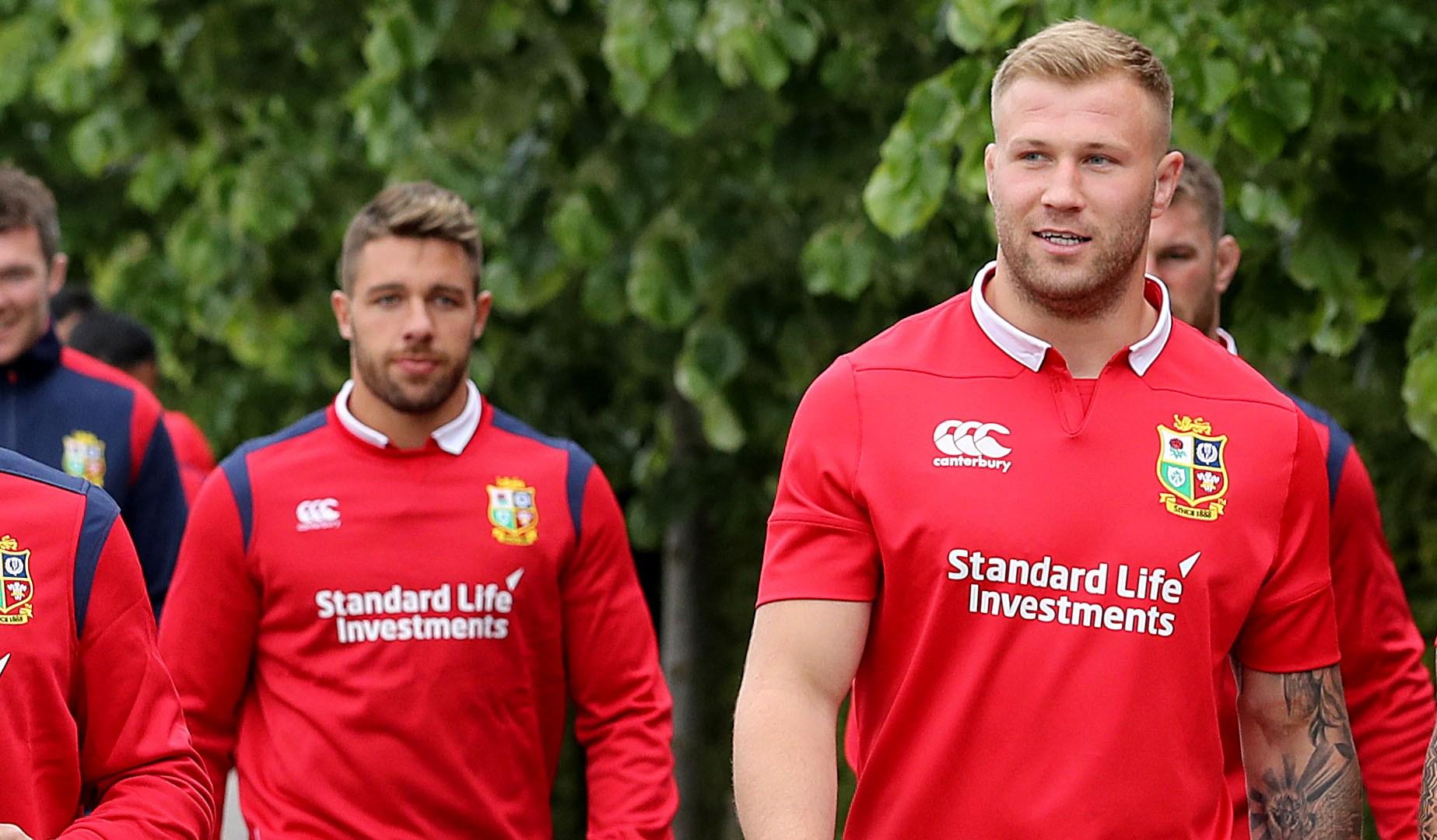 Gloucester's Lions ready for European fight in Edinburgh