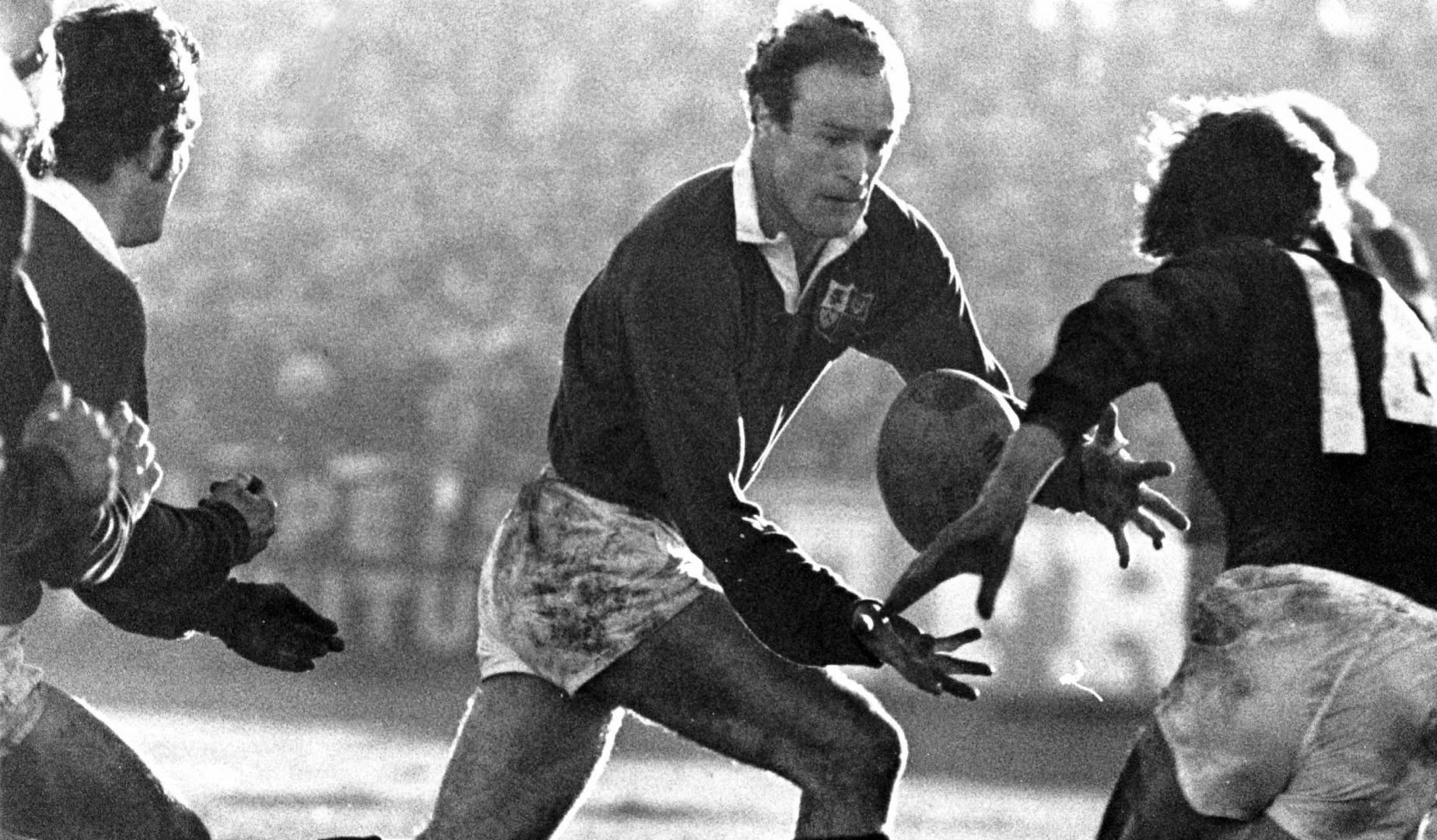 Classic Match: 1971 Lions click into gear