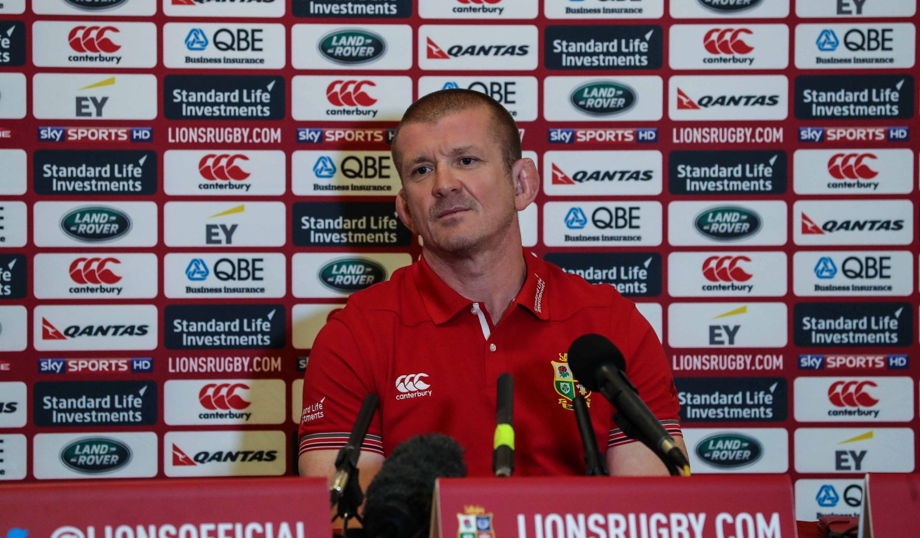 Rowntree delighted as Lions get straight to work