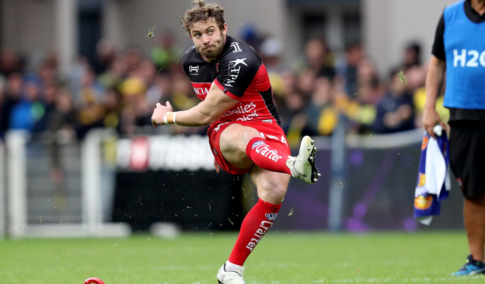 Halfpenny scores 21 points as Toulon progress to Top 14 semi final