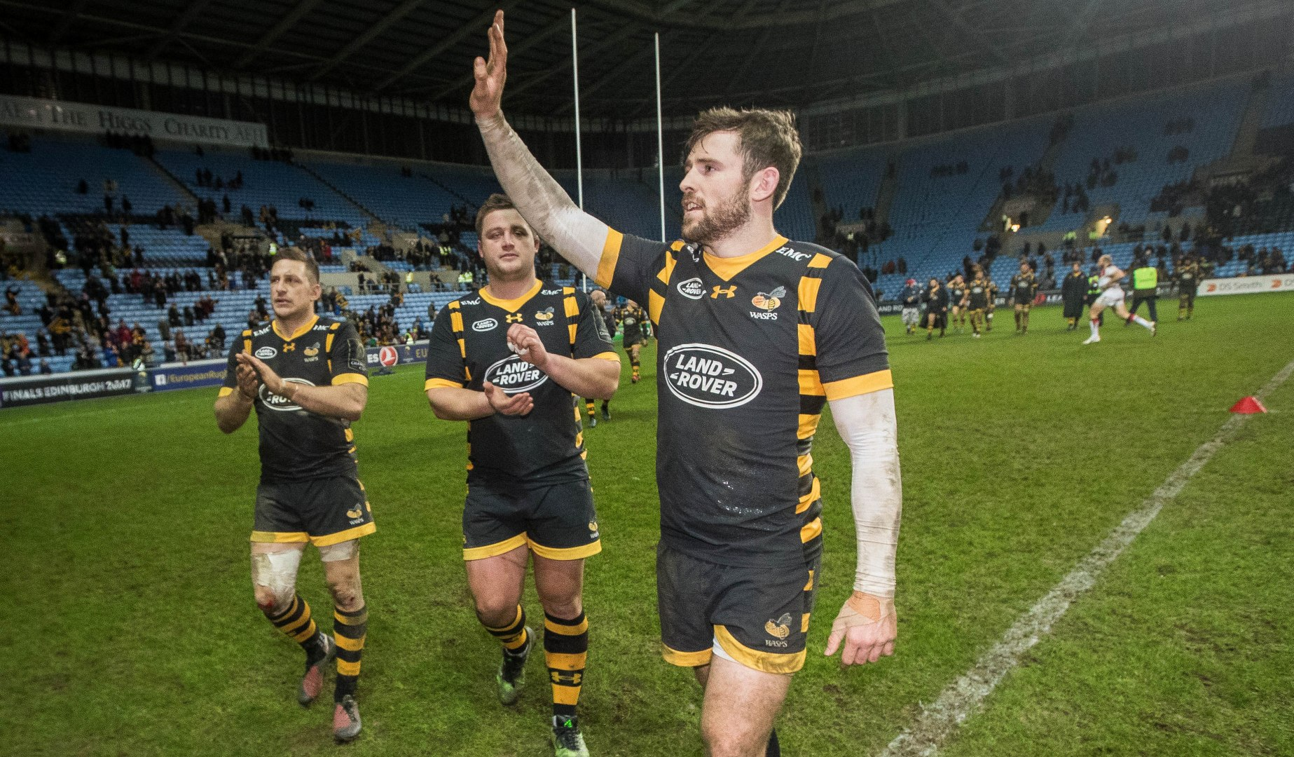 Daly ready as Wasps prepare for Premiership semi-final