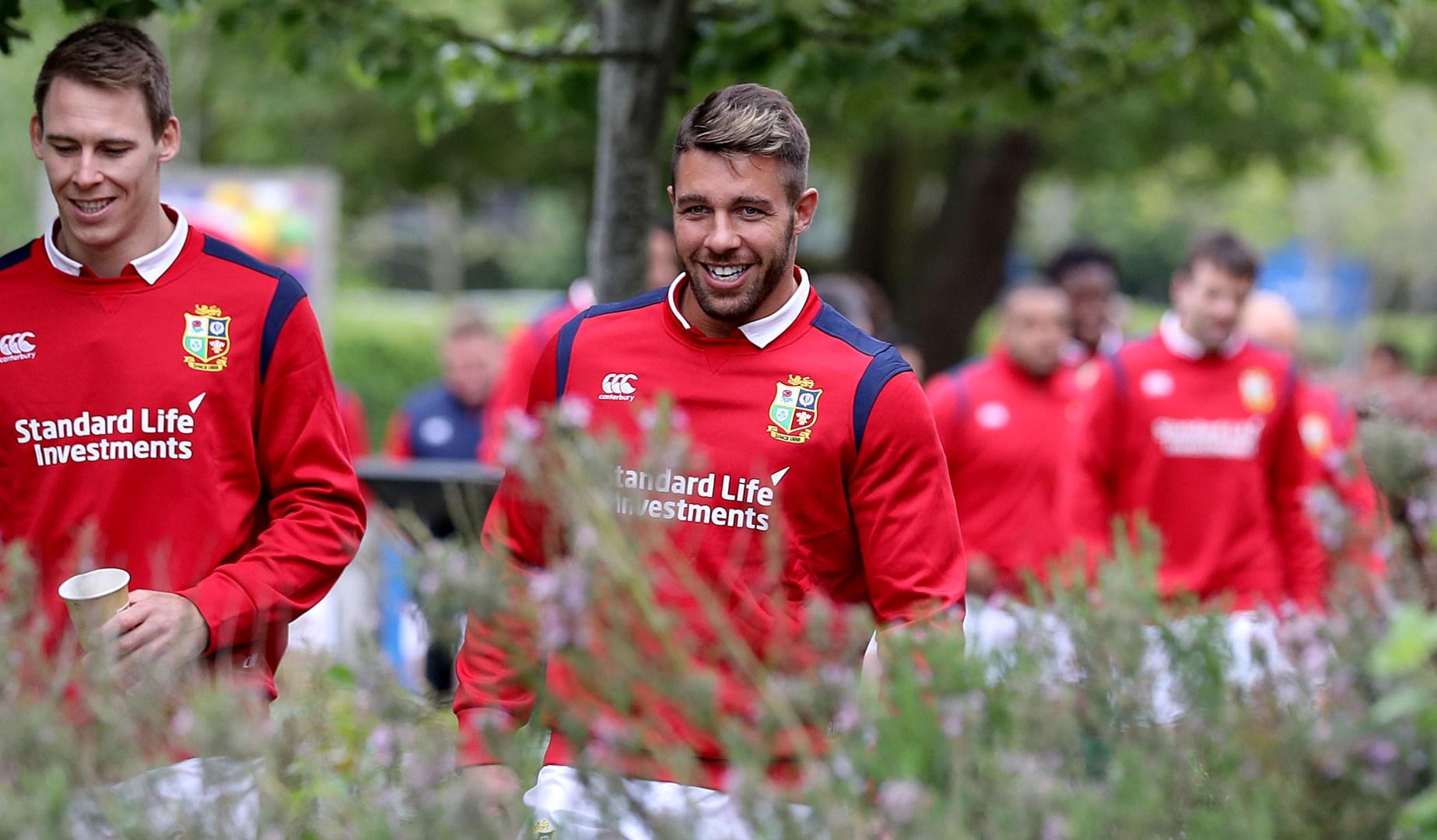 Ospreys' Lions quartet set for Munster test