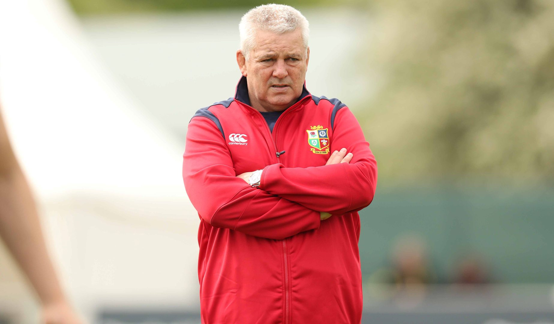 Gatland excited to welcome Haskell's many talents on Tour